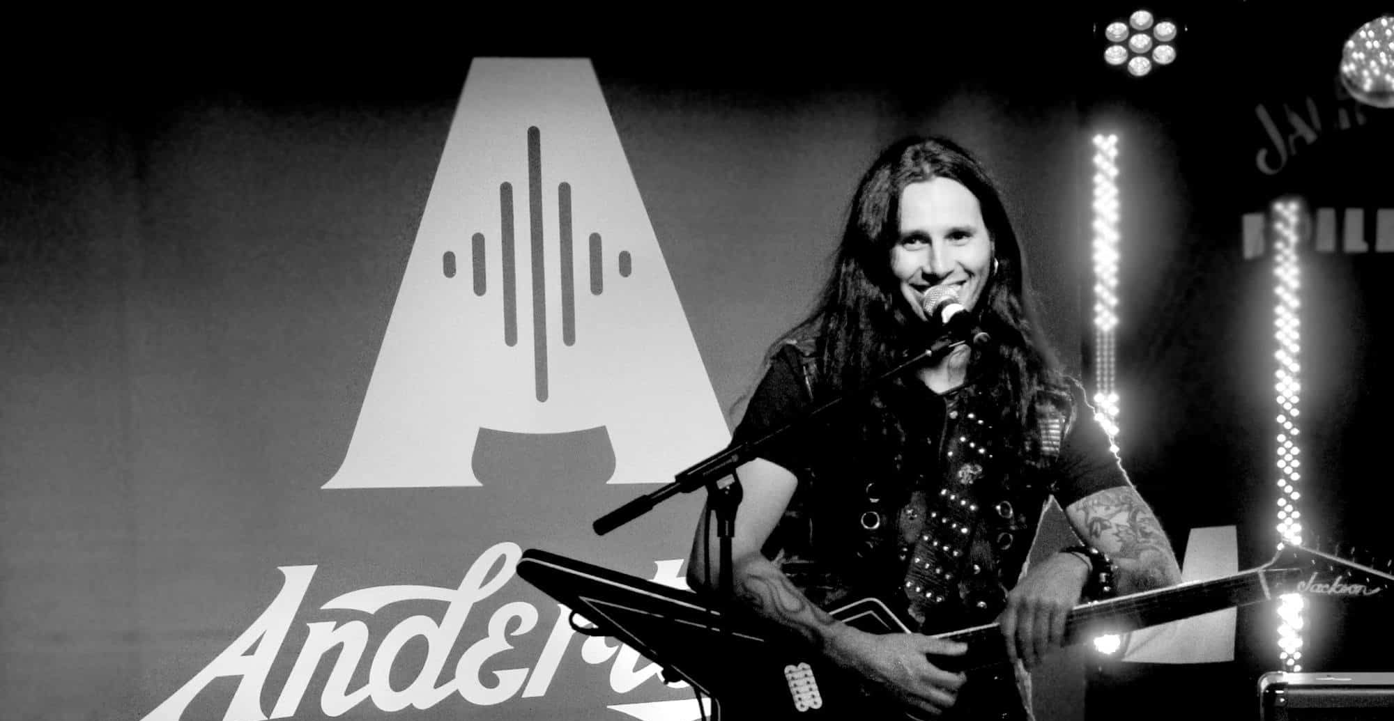 Gus G - Masterclass with Andertons Music Co.