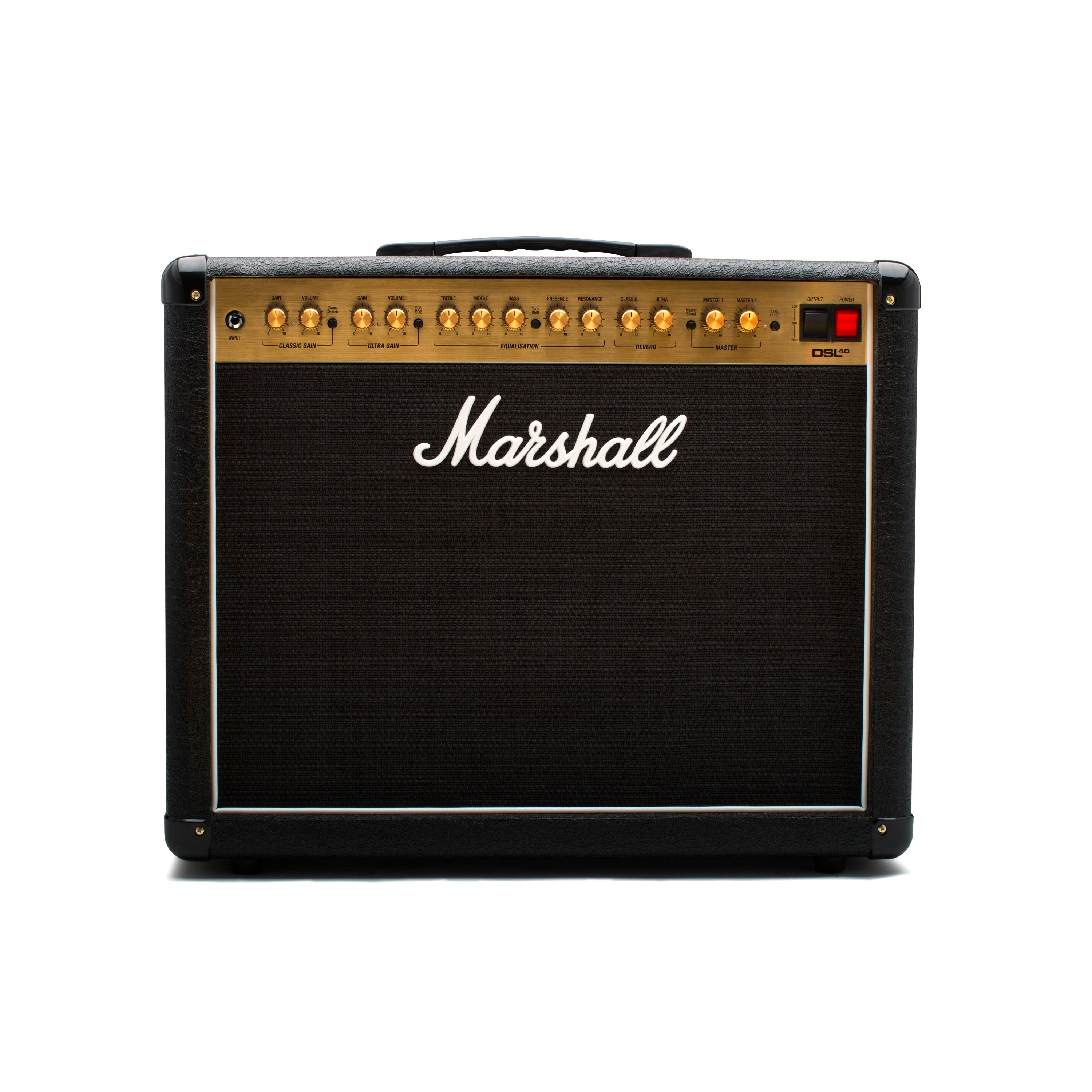 Marshall DSL40 - Andertons Music Co.