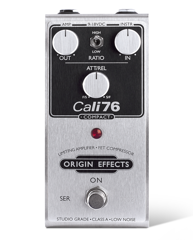 Origin Effects Cali76 Compressor - Andertons Music Co.