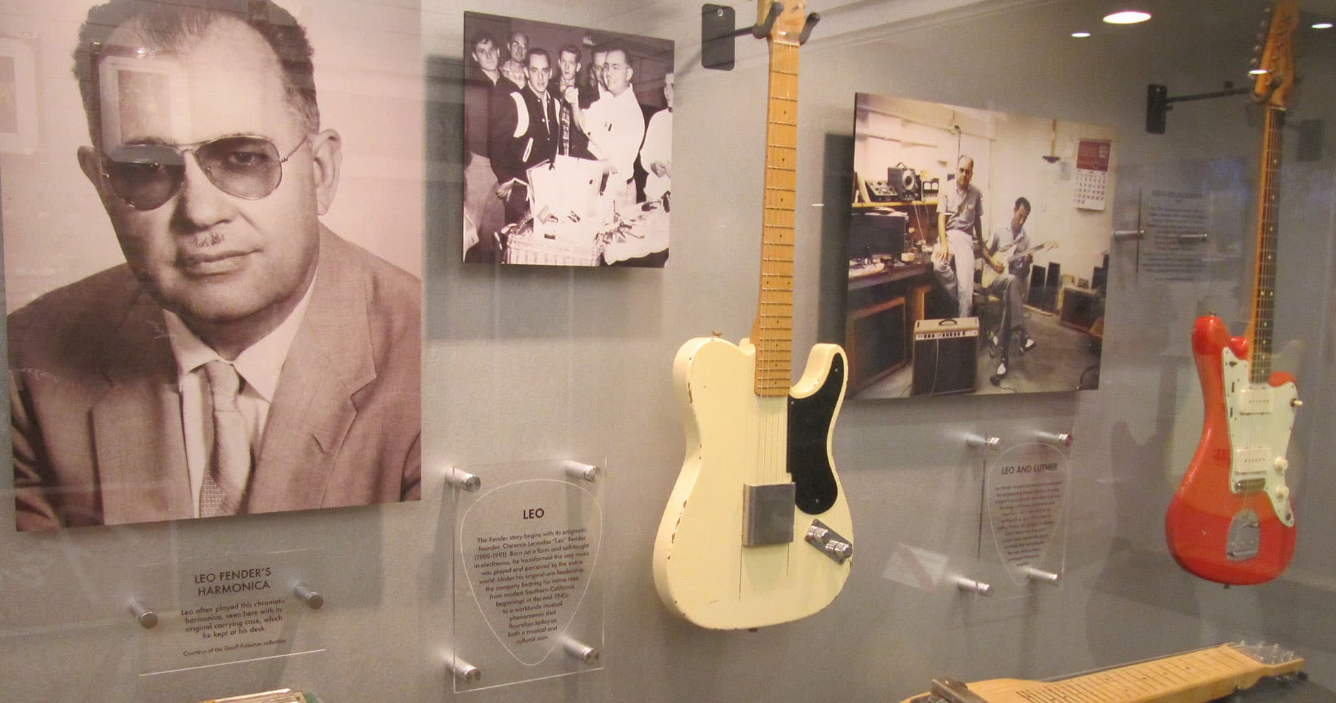 Leo Fender - Andertons Music Co.