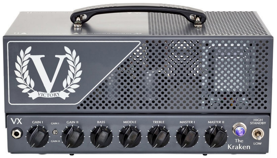 The Kraken Head by Victory Amplification