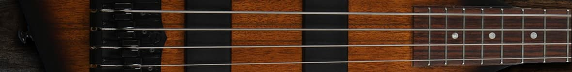 Bass Mahogany - Andertons Music Co.