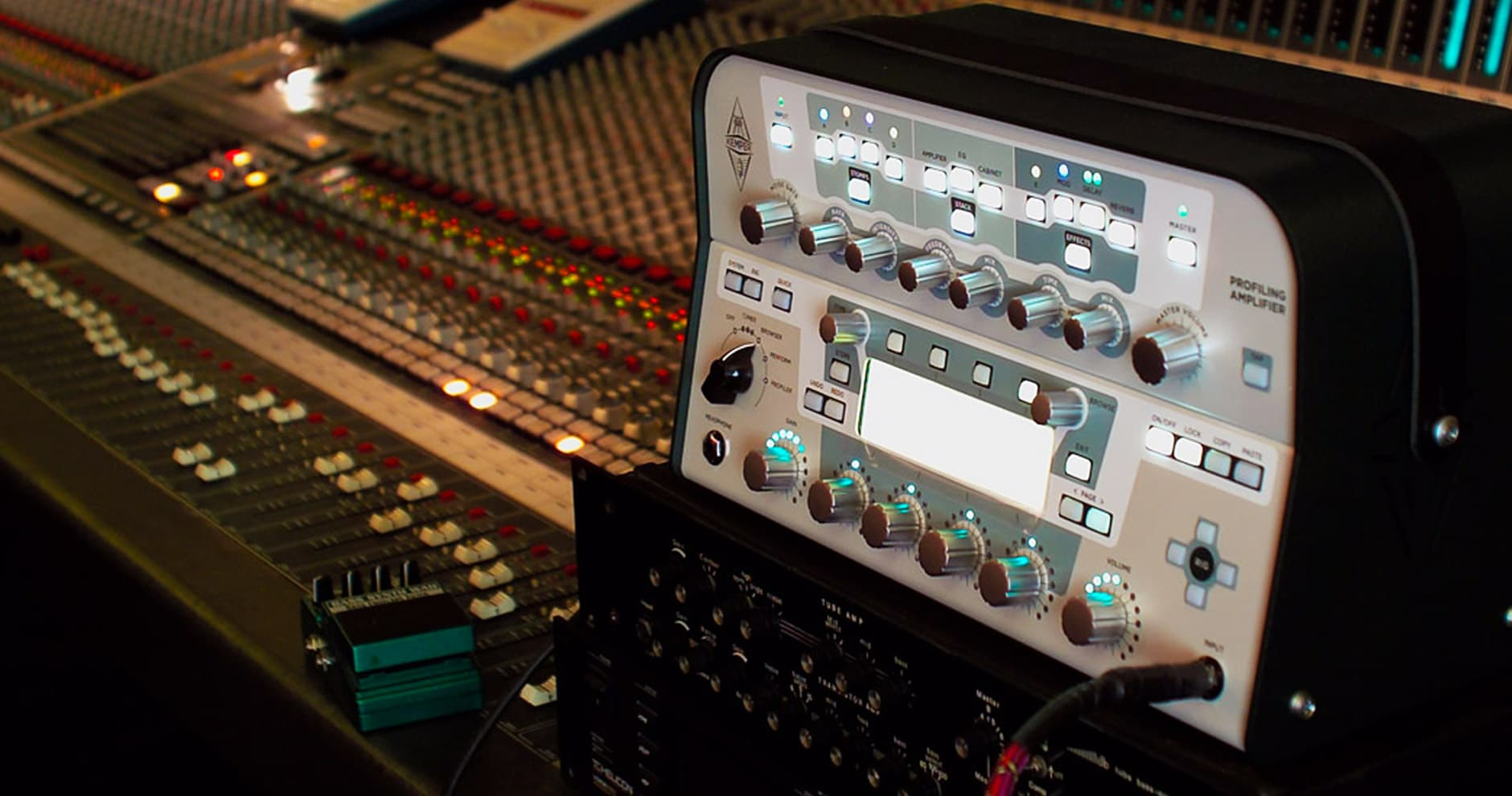 Is A Kemper Better For Home Recording Than A Real Amp? - Andertons Blog