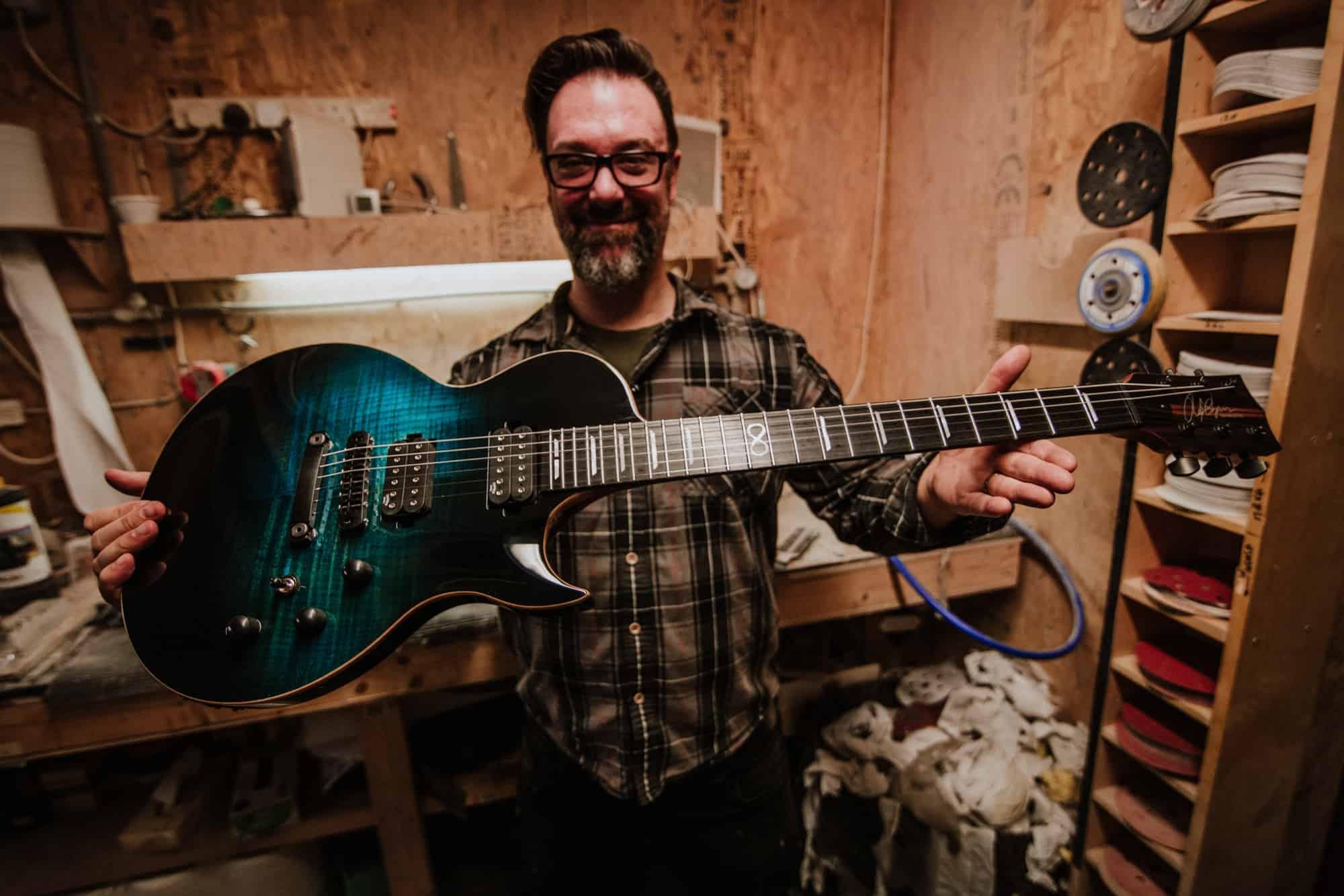 Chapman Guitars ML2 British Standard