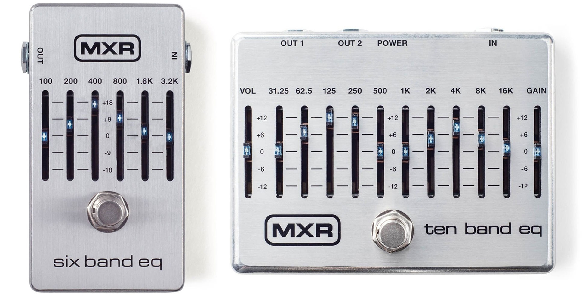 MXR EQ Pedals