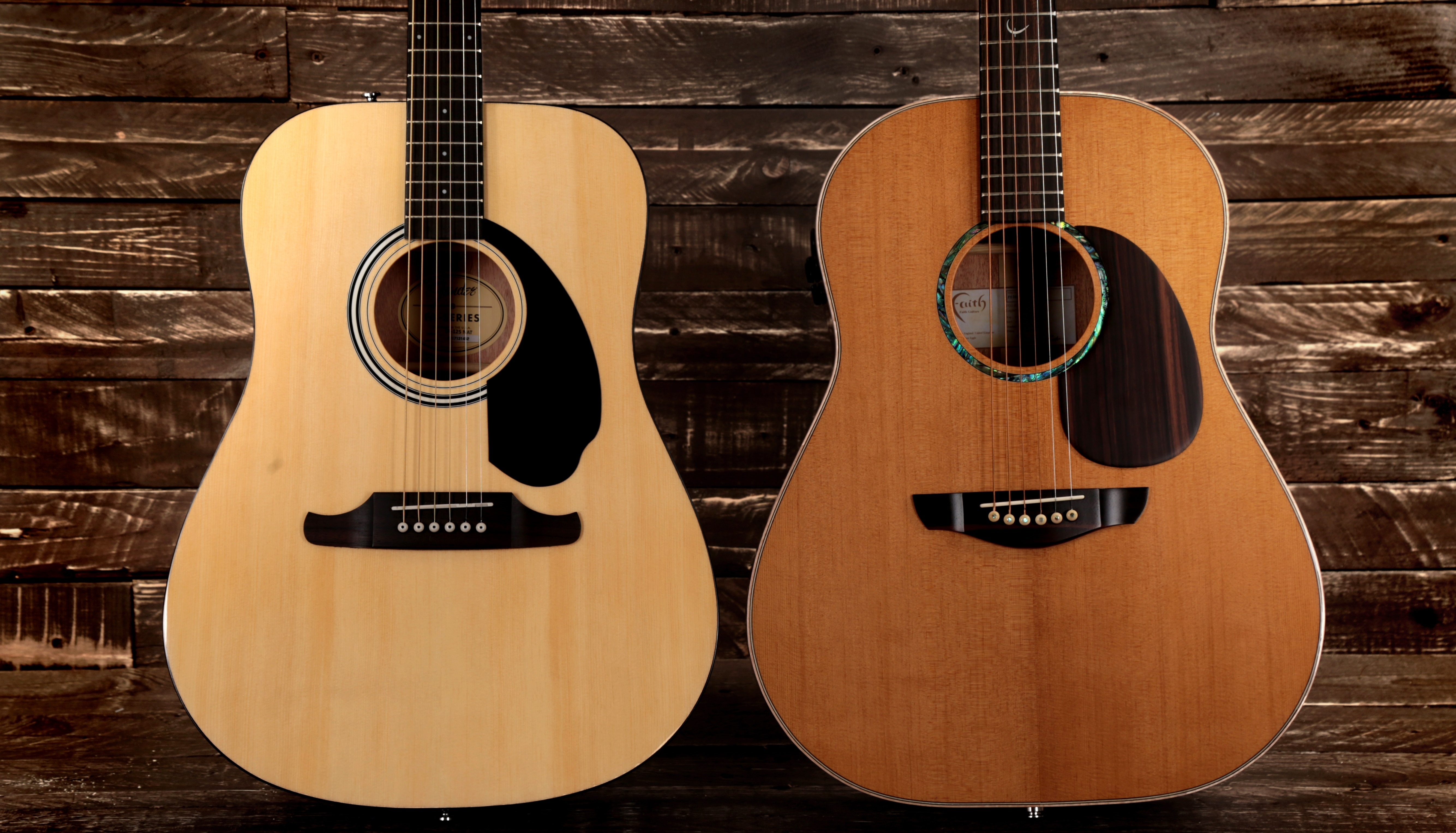 Acoustic Solid Tops vs. Laminate Tops - Andertons Music Co.