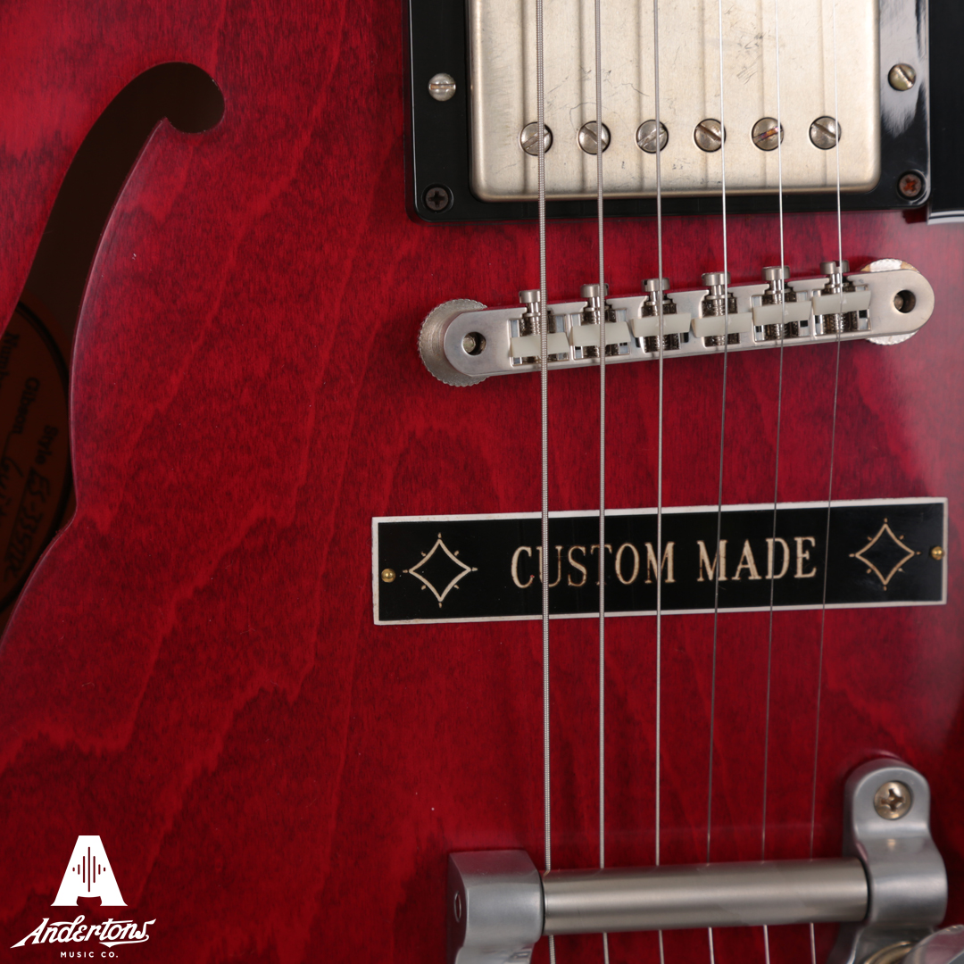Gibson Custom Shop Memphis