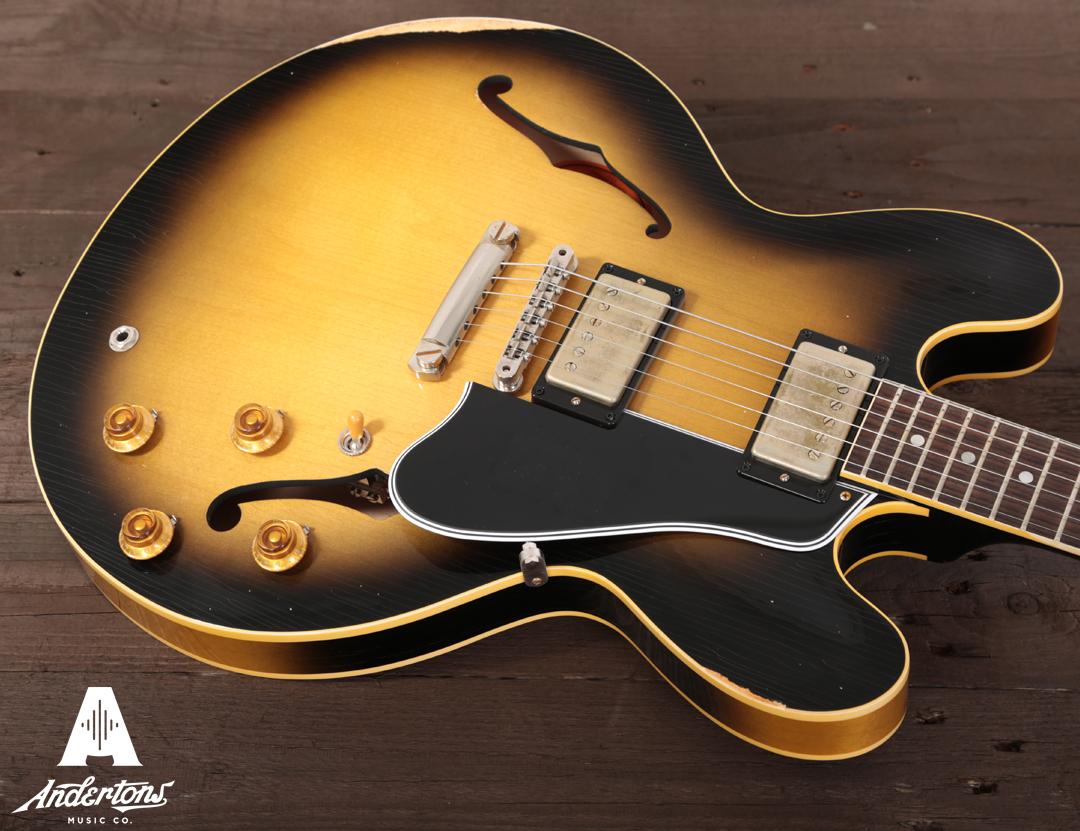 Gibson Memphis argentine grey