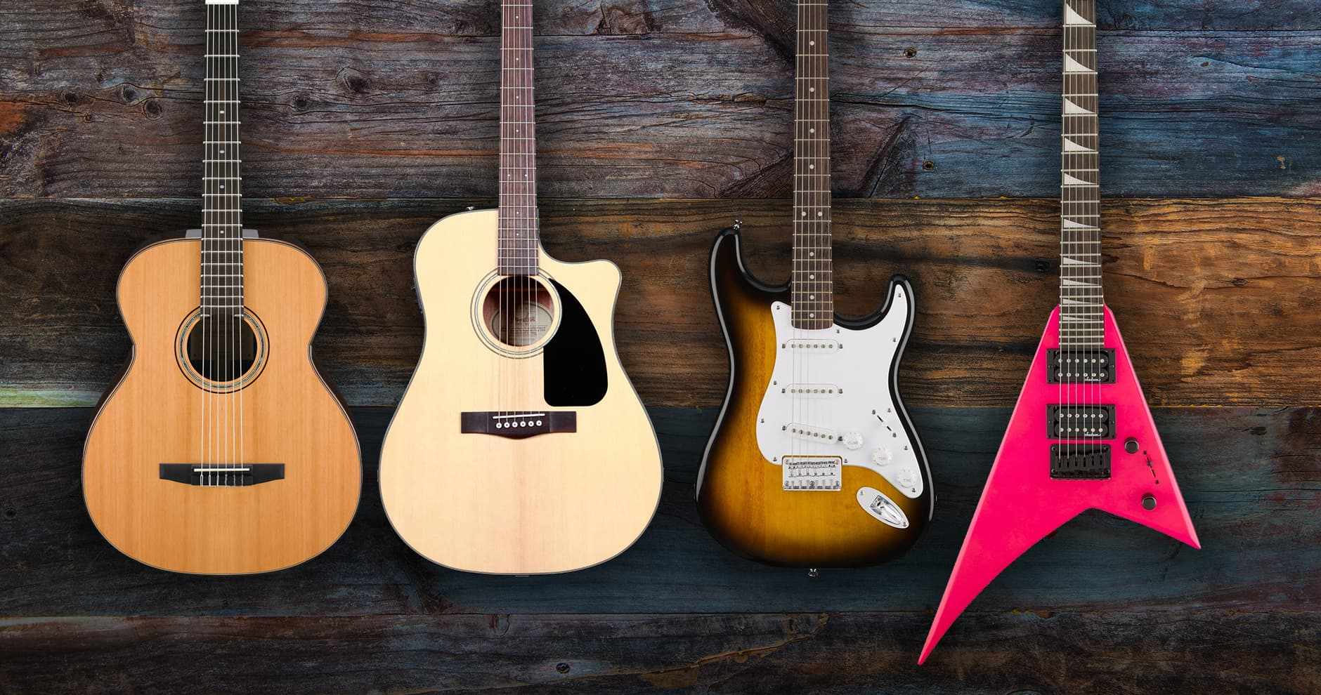 Which Guitar Should You Choose?