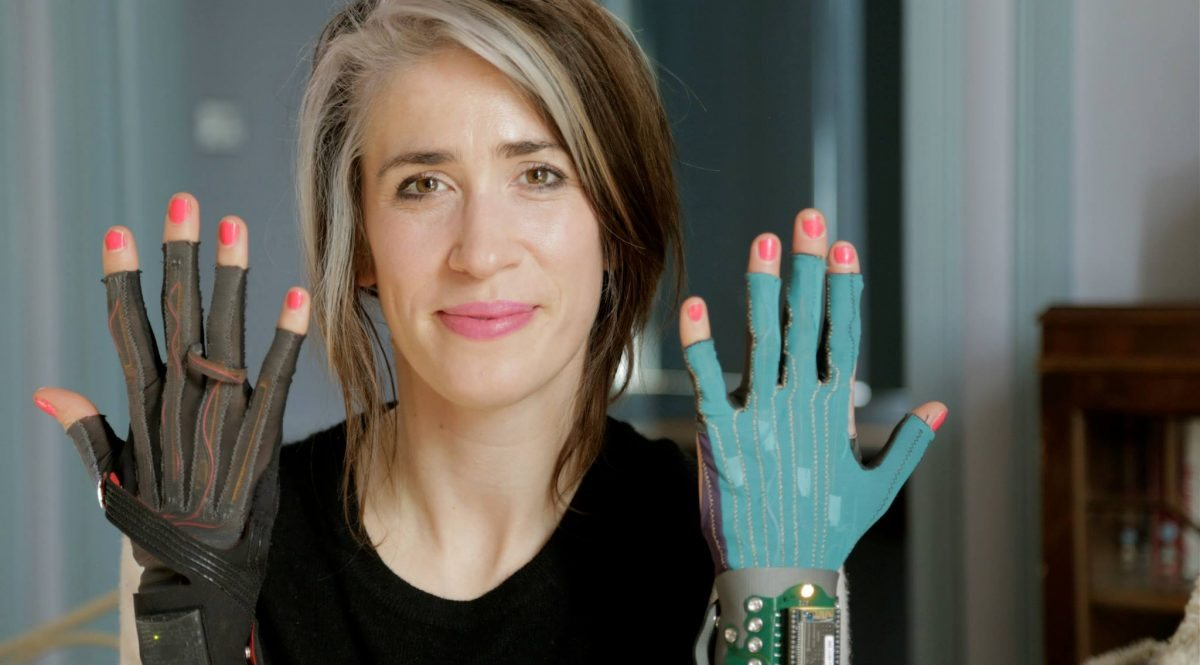 Imogen Heap & Mi.Mu Gloves - Andertons Music Co.