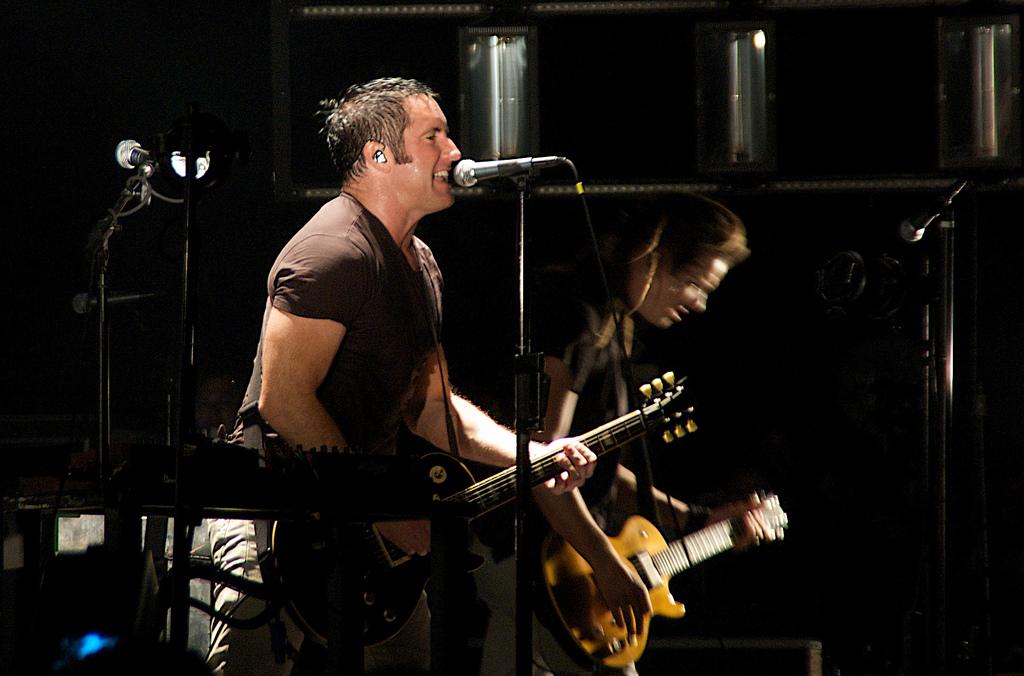 Trent Reznor - Andertons Music Co.