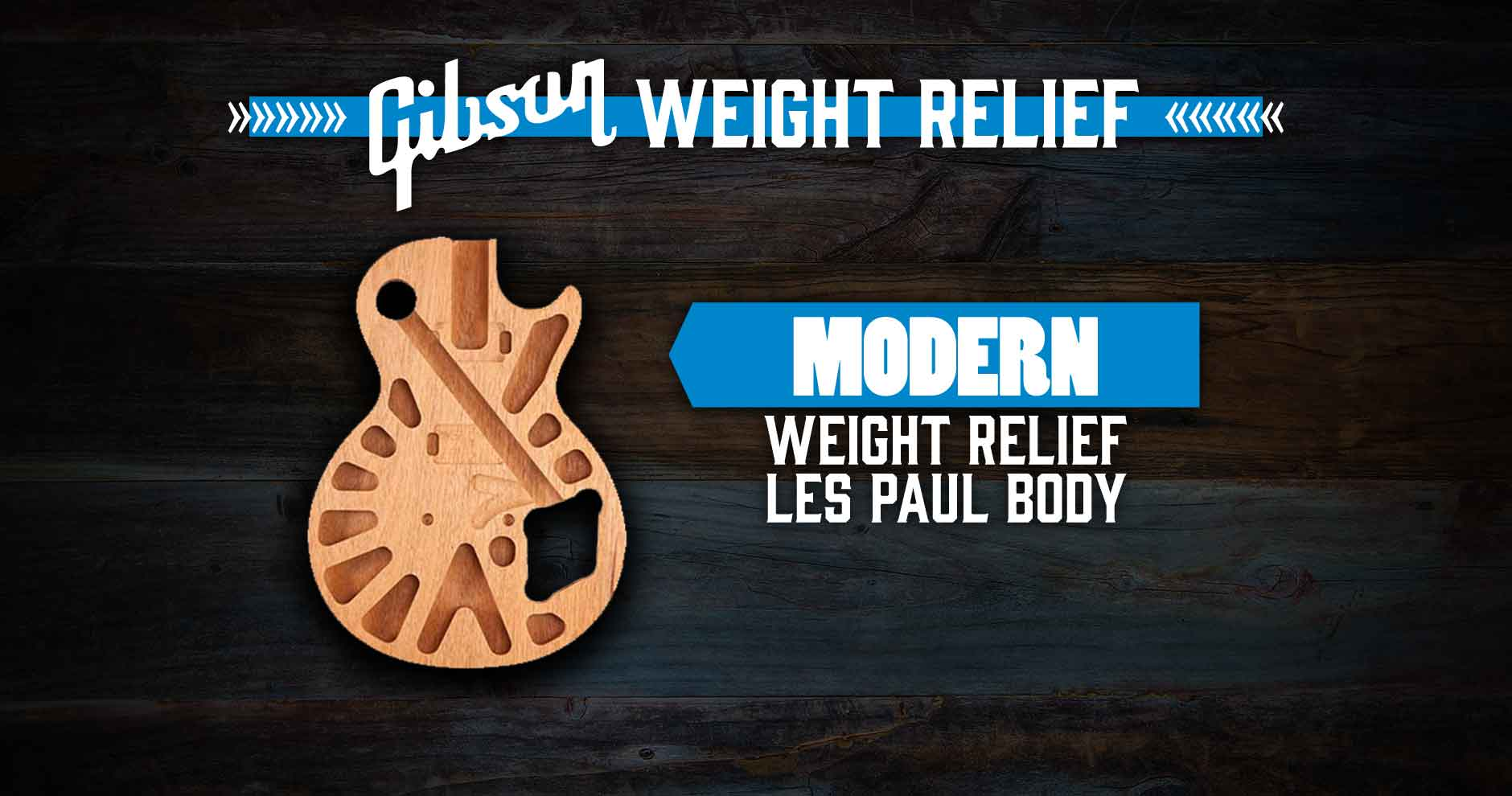Gibson Weight Relief - Modern - Andertons Music Co.