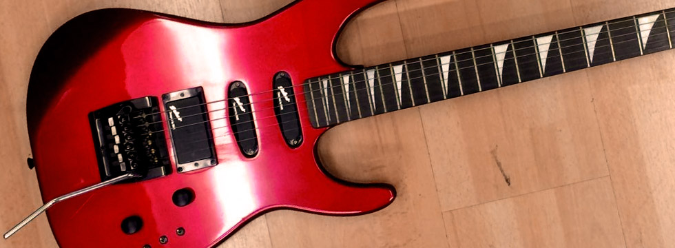Peter Honore Hohner first guitar