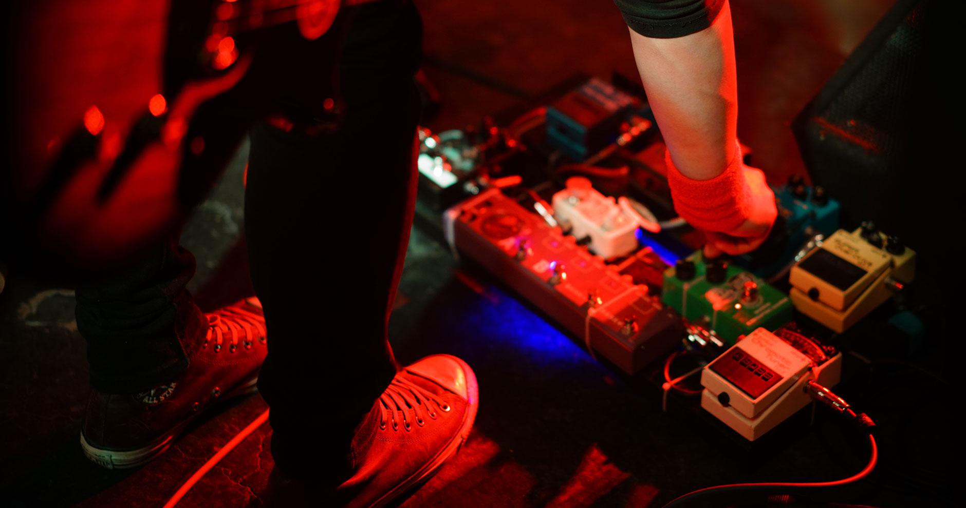 Should I Use A Guitar Amp Effects Loop? - Andertons Blog