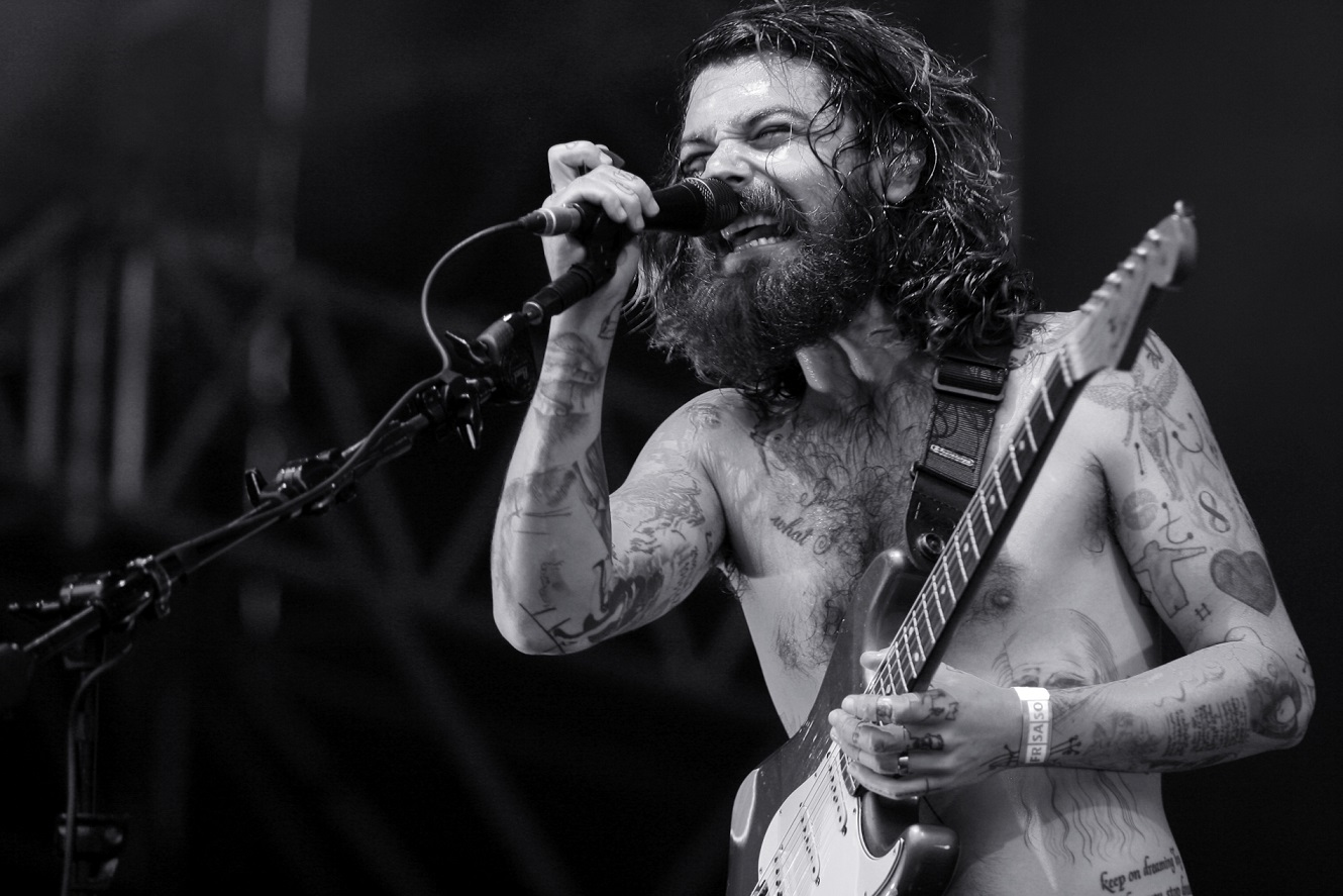 Boss Metal Zone - Simon Neil, Biffy Clyro - Andertons Music Co.