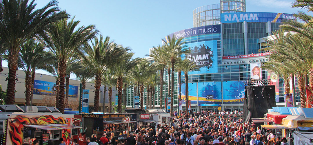 Winter NAMM Show