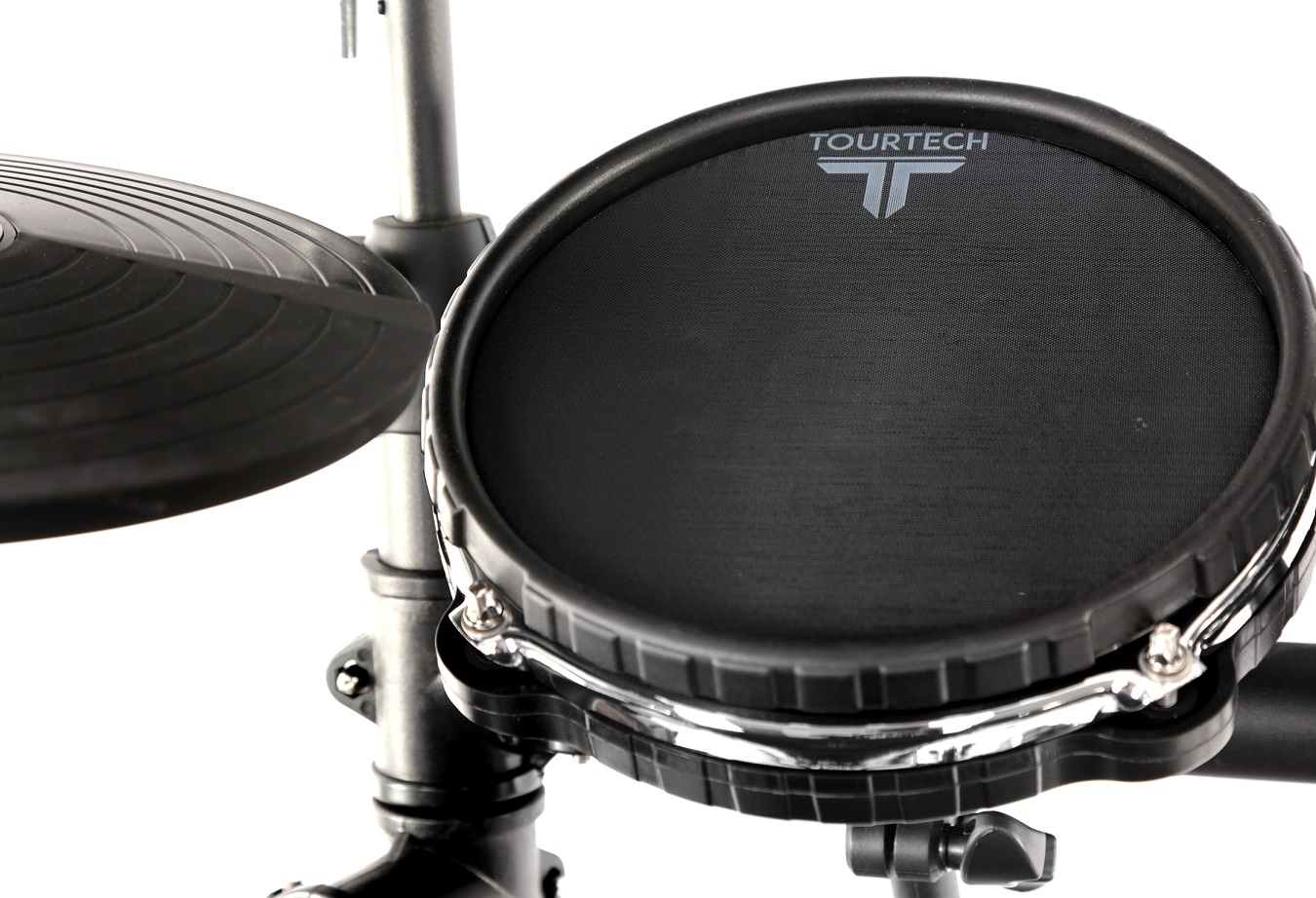 TourTech Mesh Head Electronic Drum Kit - Andertons Music Co.