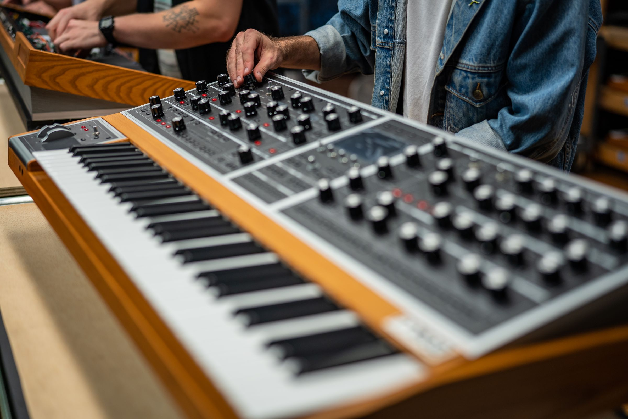 Moog One - Andertons Music Co.