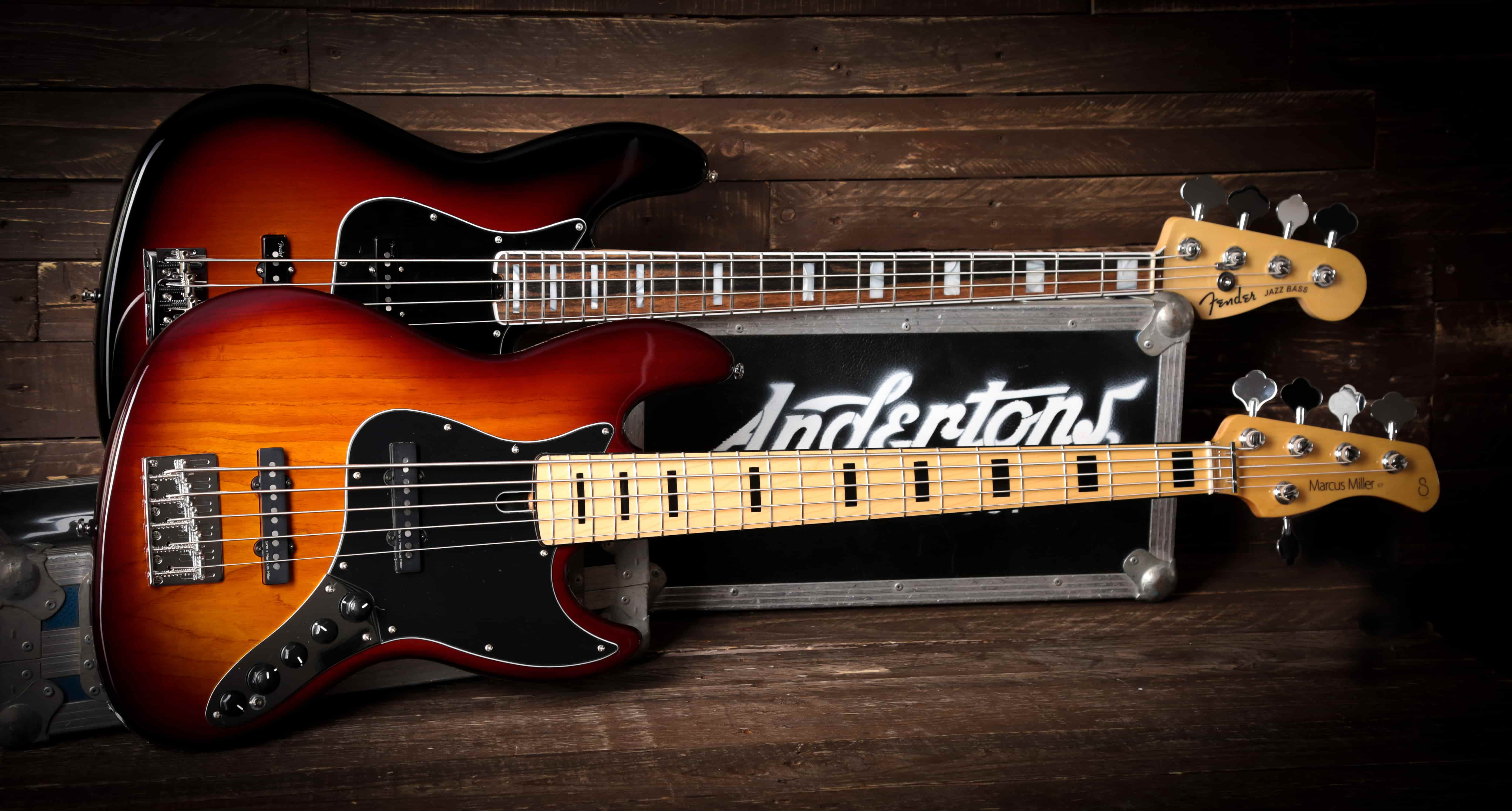 To Upgrade Your Fender Stratocaster Guitar And Bass Guitar Bass
