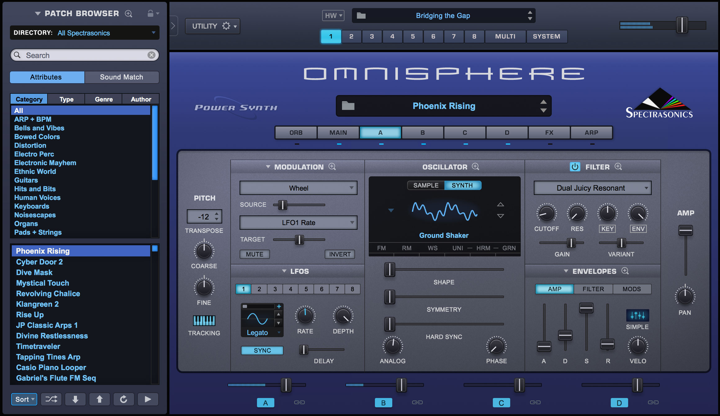Omnisphere 2 - Andertons Music Co.
