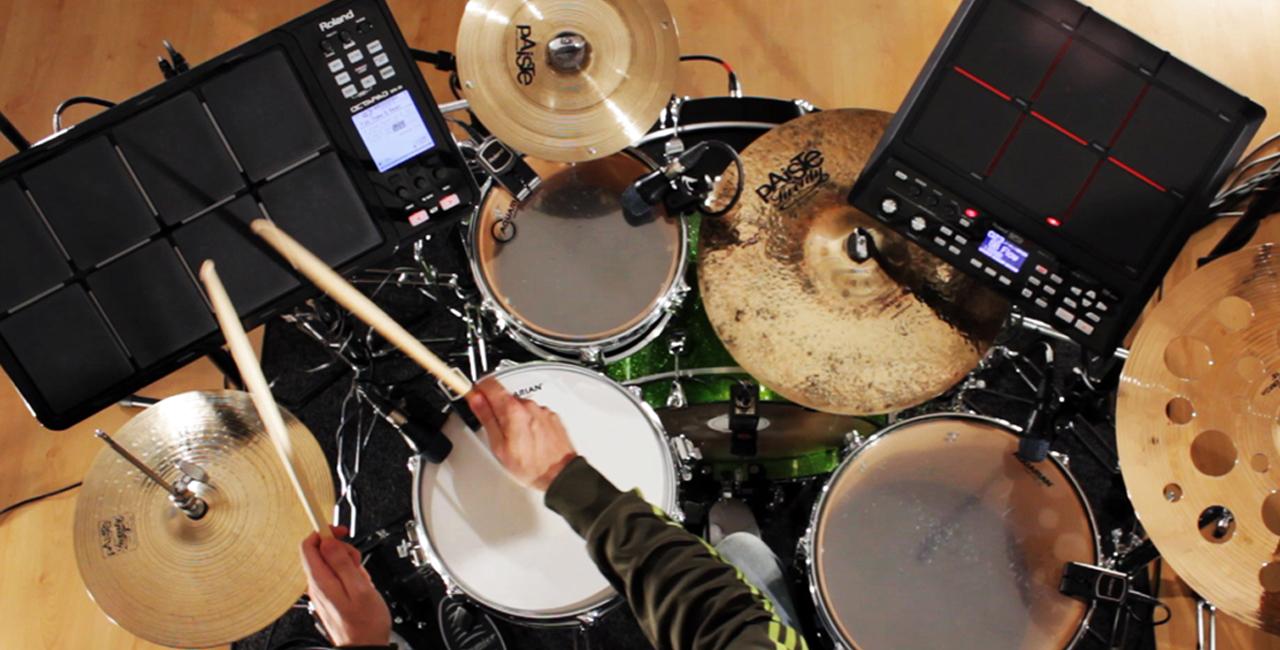 Roland Drum Triggers
