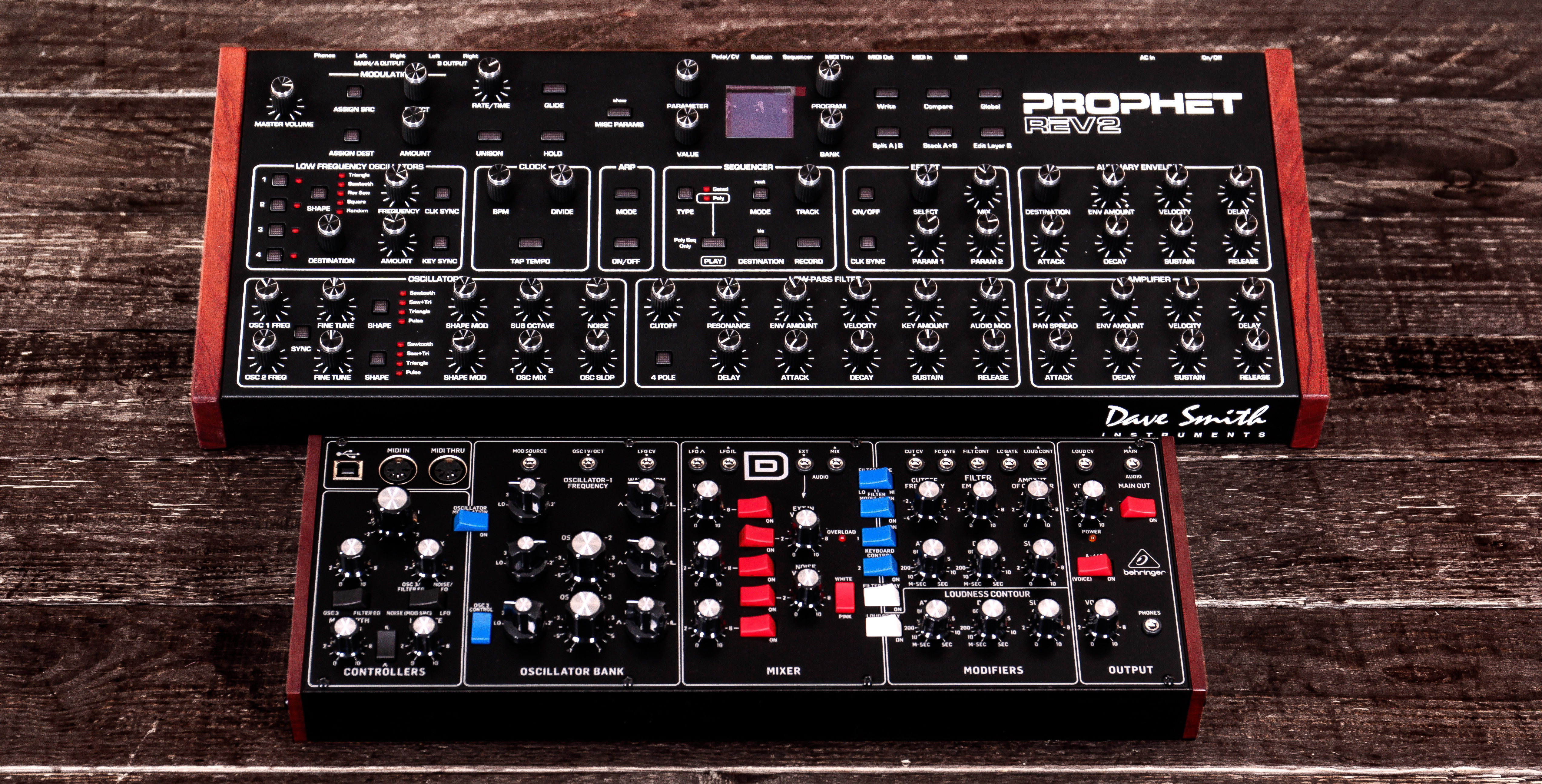 Behringer & Dave Smith Instruments - Andertons Music Co.