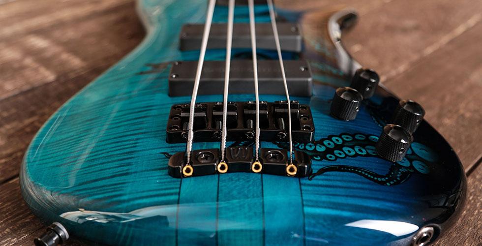 warwick custom bass