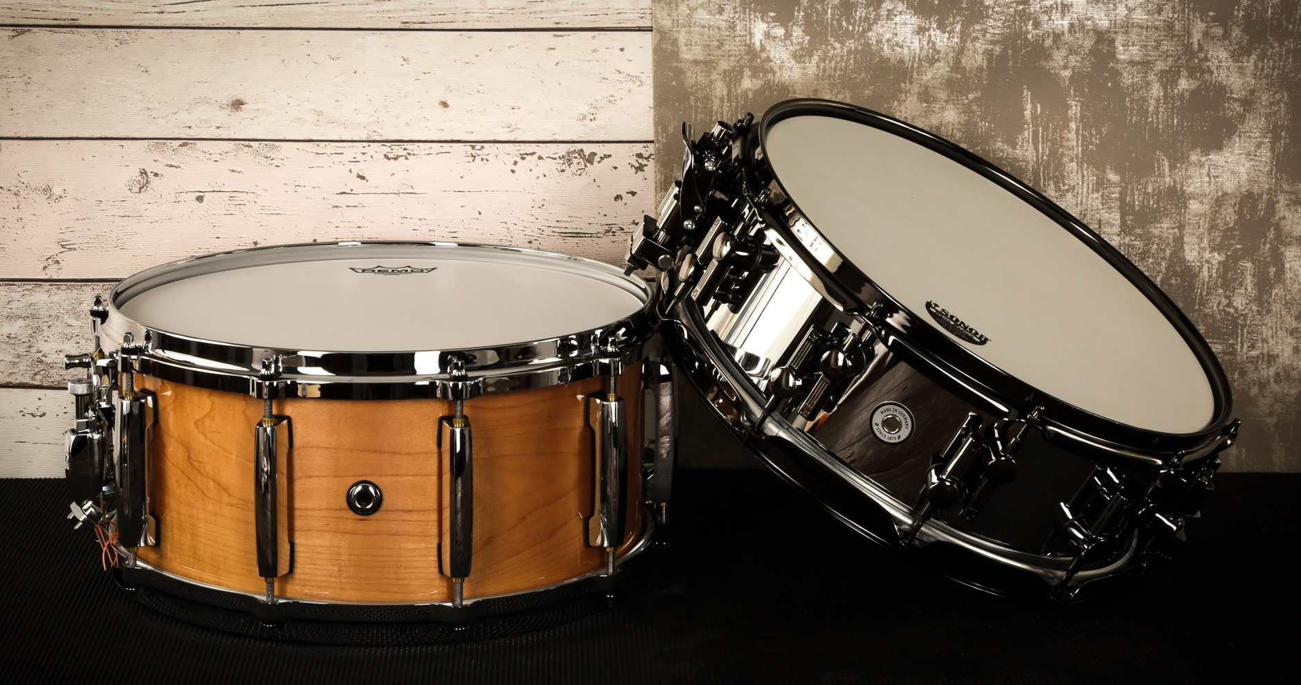 Wooden vs Metal Snare Drums - Andertons Music Co.