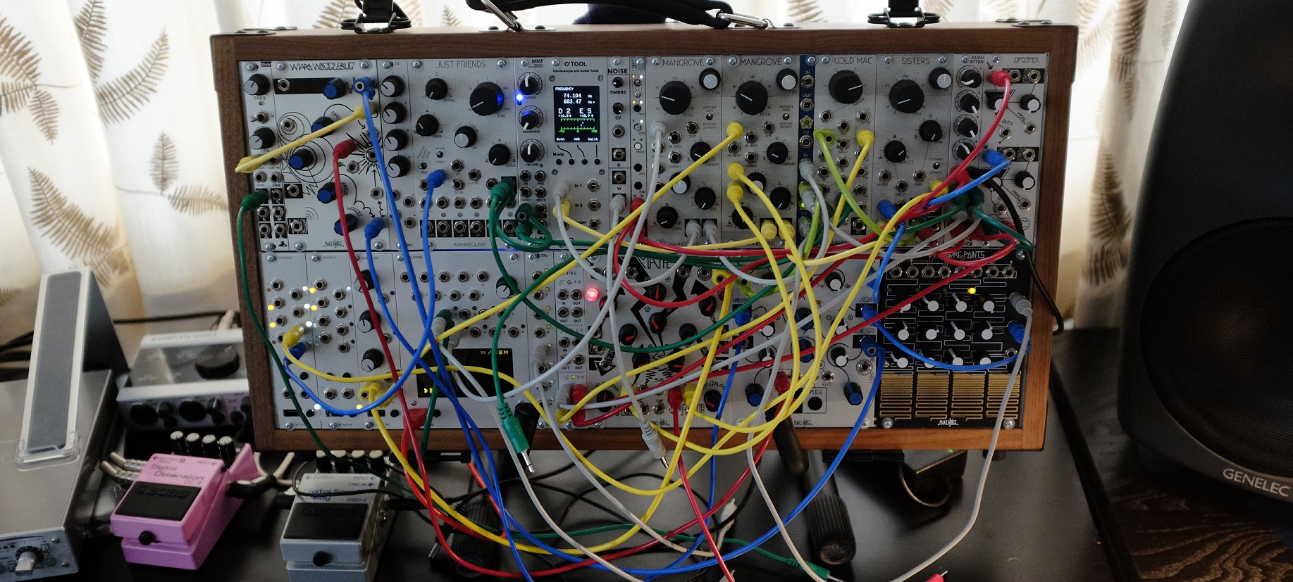Eurorack setup - Andertons Music Co.