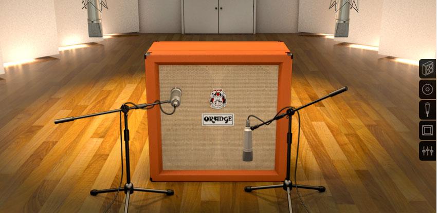 Amplitube 4 Cab Room Guitar Plugins