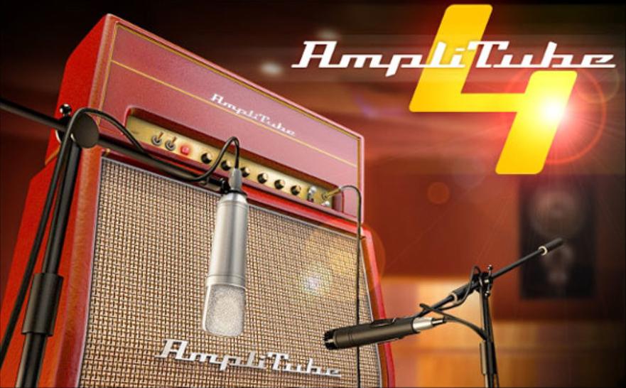IK Multimedia Amplitube 4 Guitar Plugins