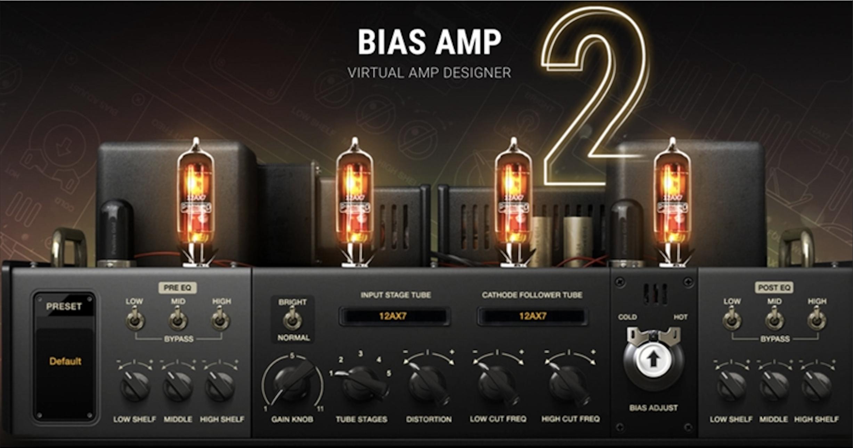 Positive Grid BIAS Amp 2 Guitar Plugins