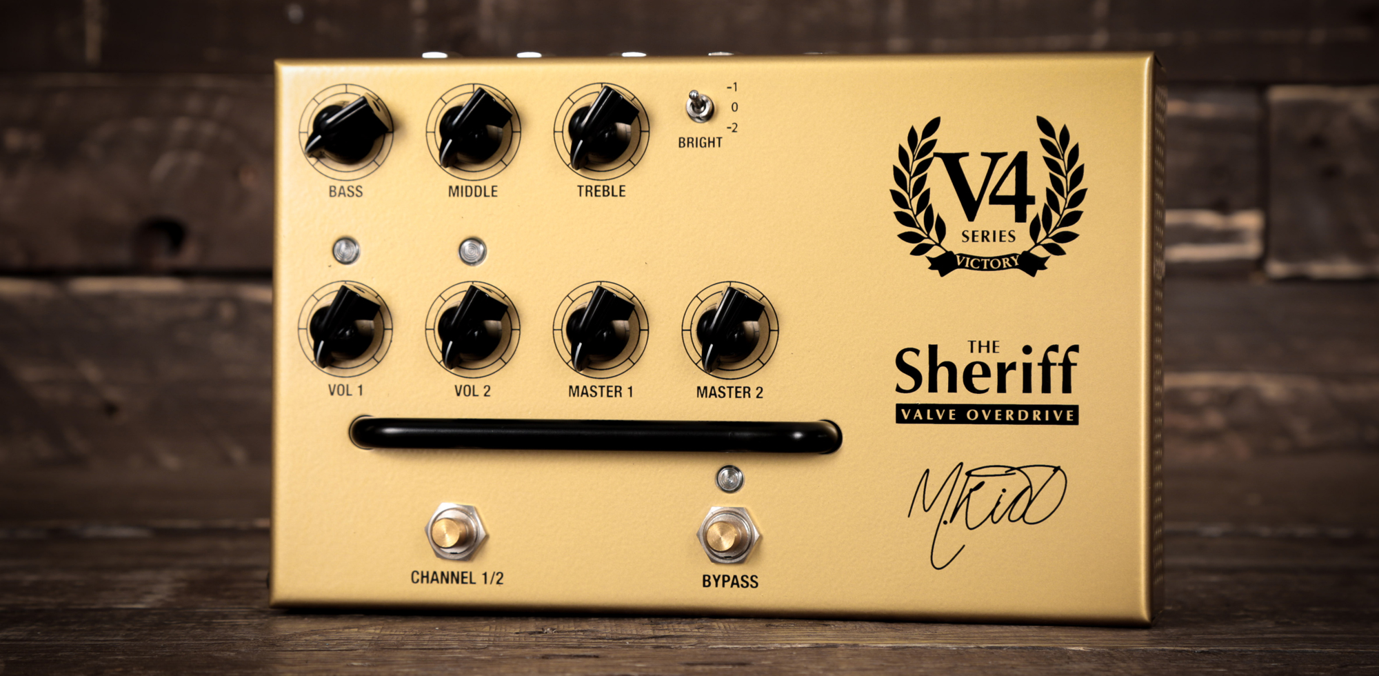 Victory Preamp Pedal