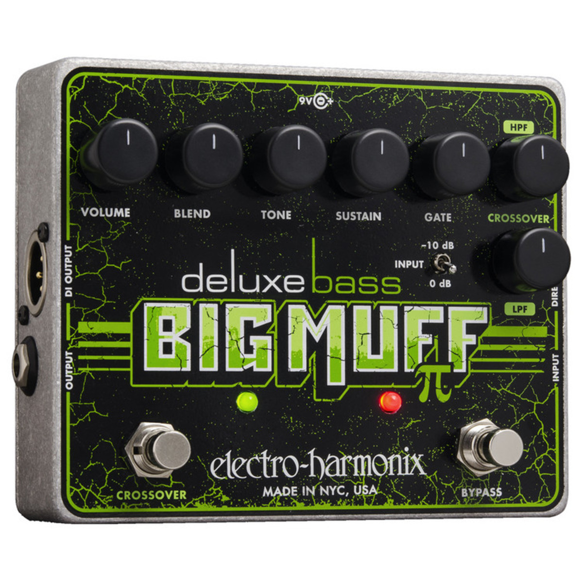Electro-Harmonix Deluxe Bass Big Muff - Andertons Music Co.