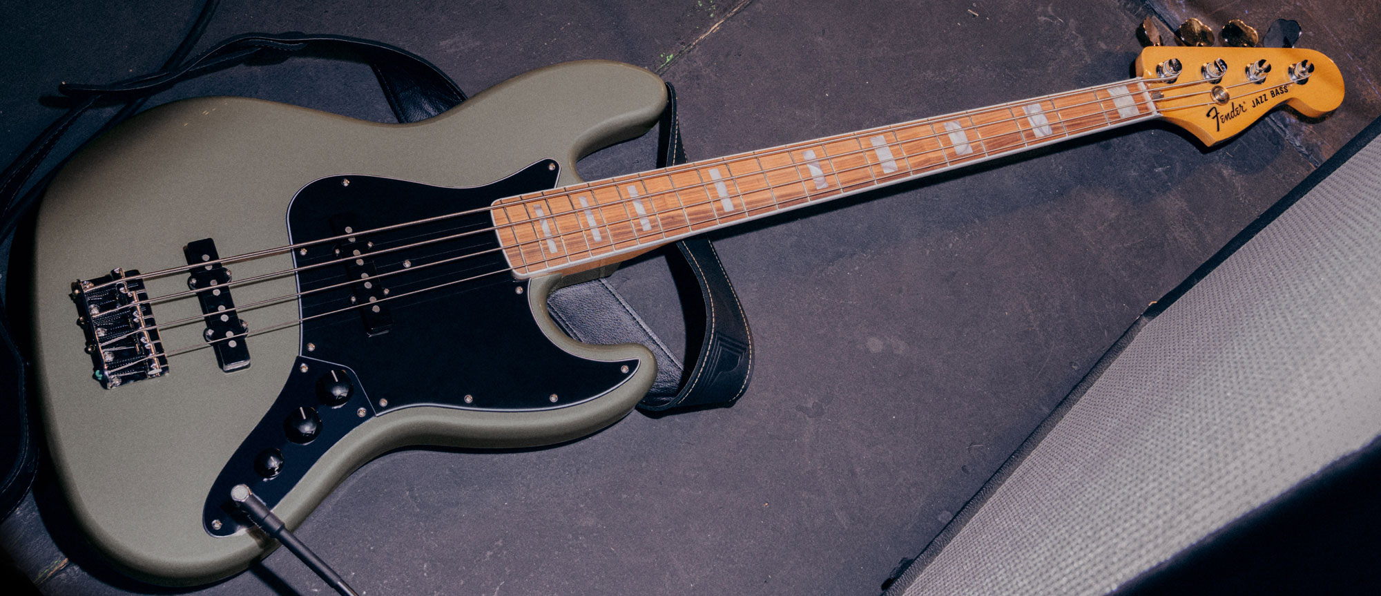 Fender Jazz Bass - Andertons Music Co.
