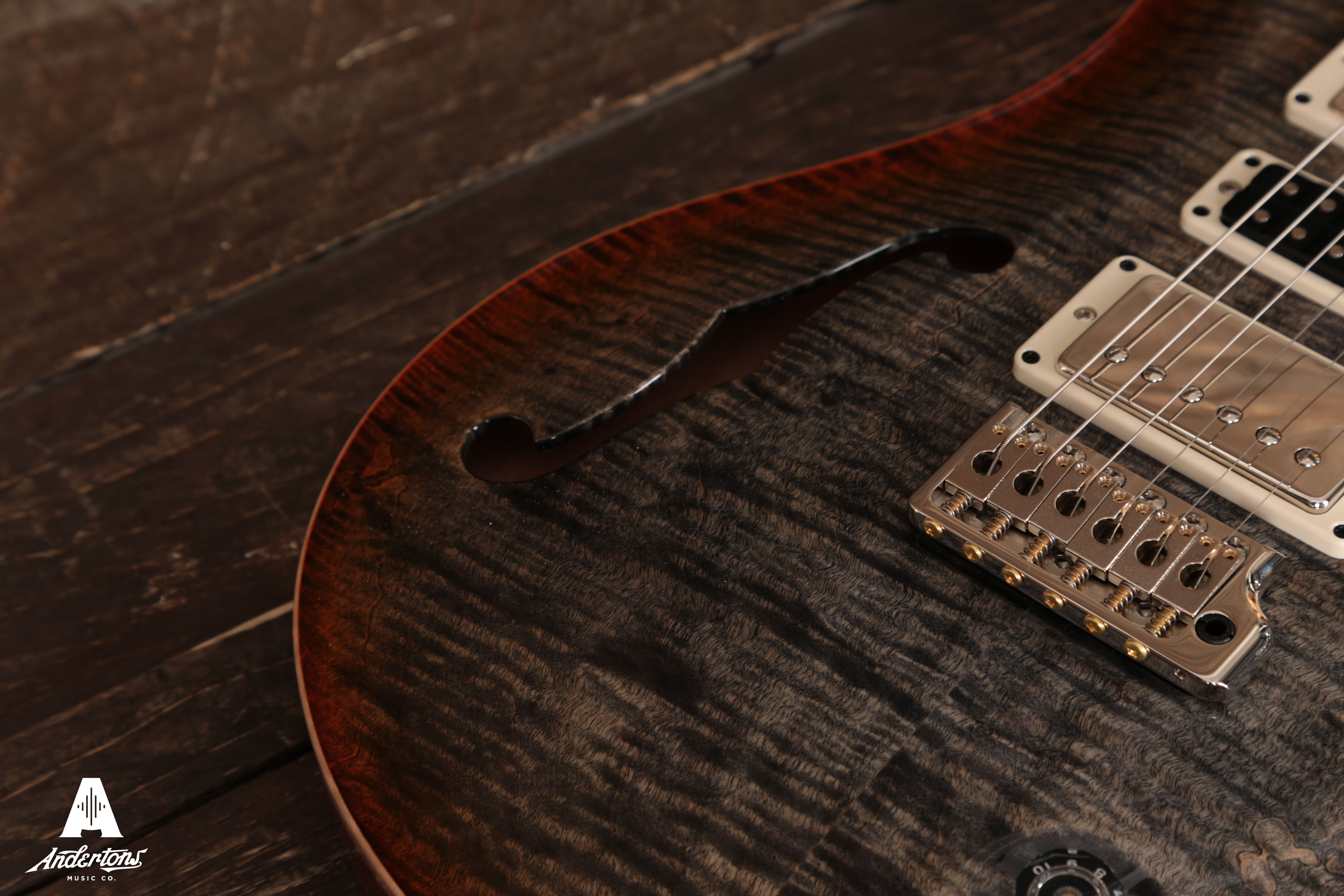 Semi-Hollow vs Hollow Body Guitars - Andertons Blog