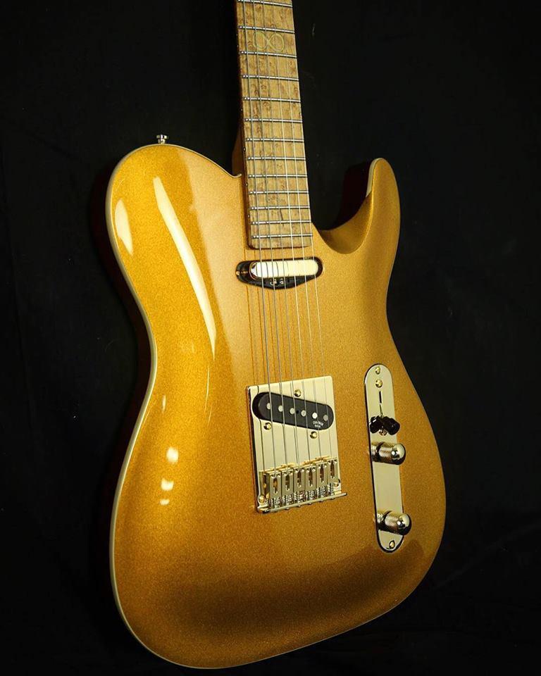 Chapman Goldtop ML3 Prototype - Andertons Music Co.