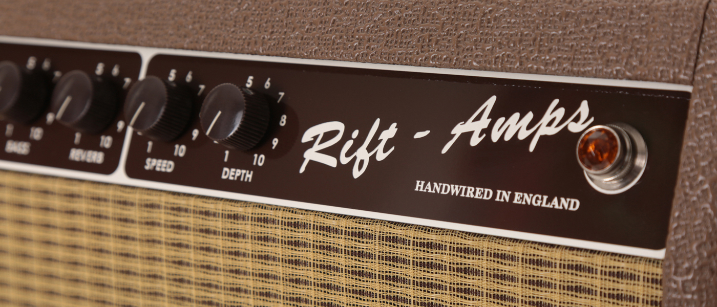 Boutique Guitar Amps Rift Combo