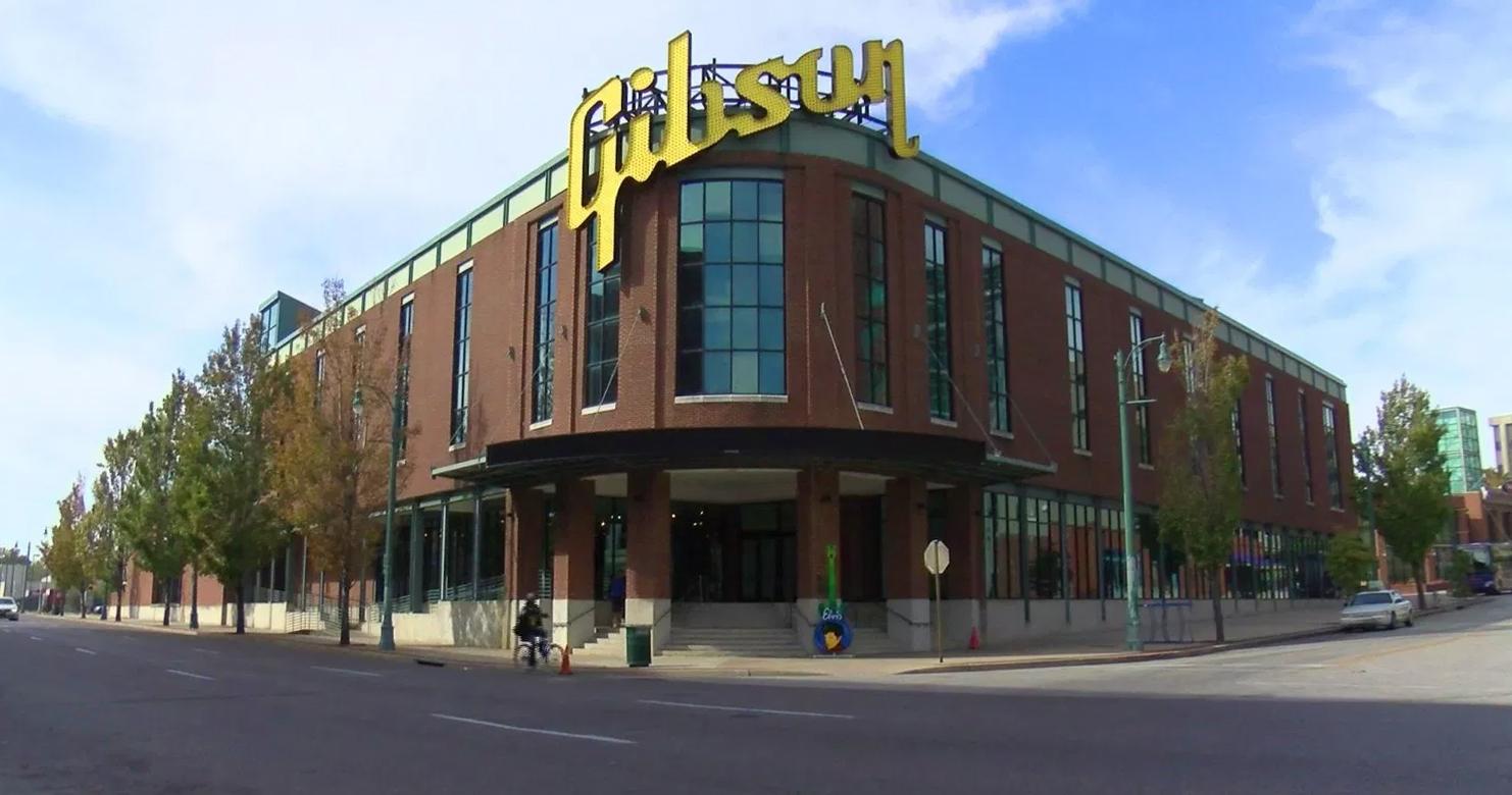 Gibson Nashville Factory
