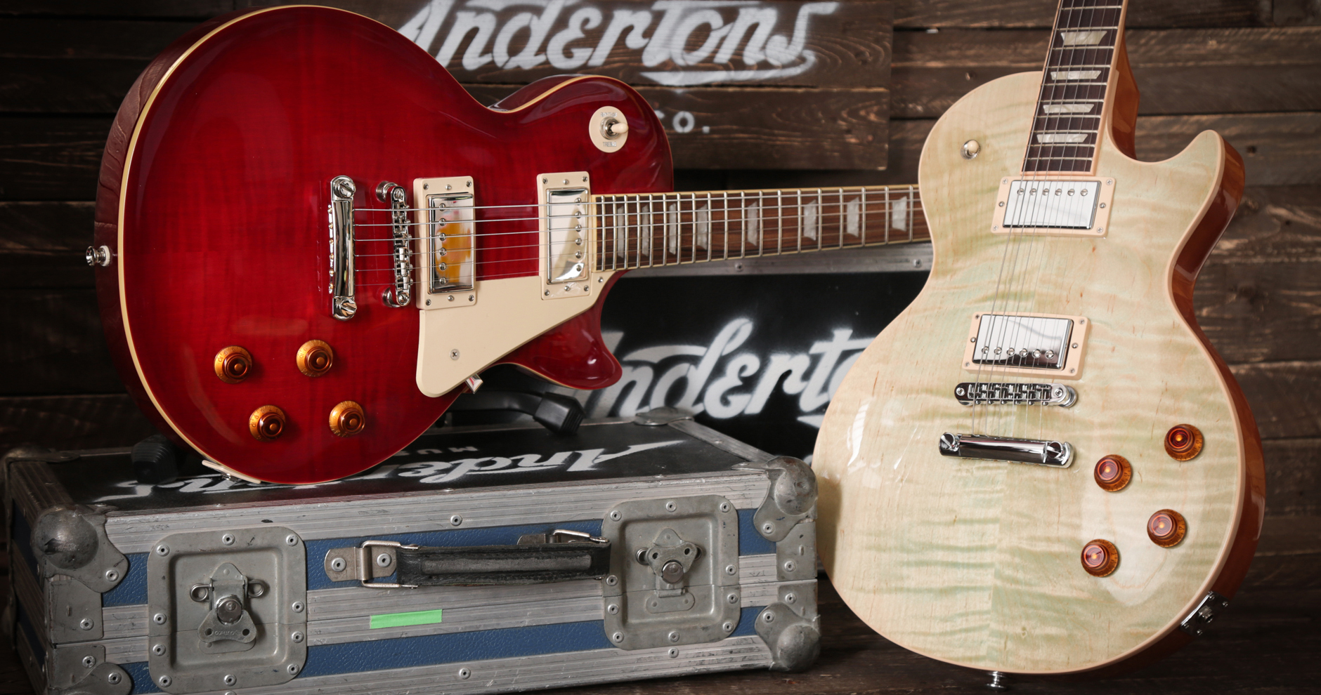 Gibson vs. Epiphone Electric Guitars