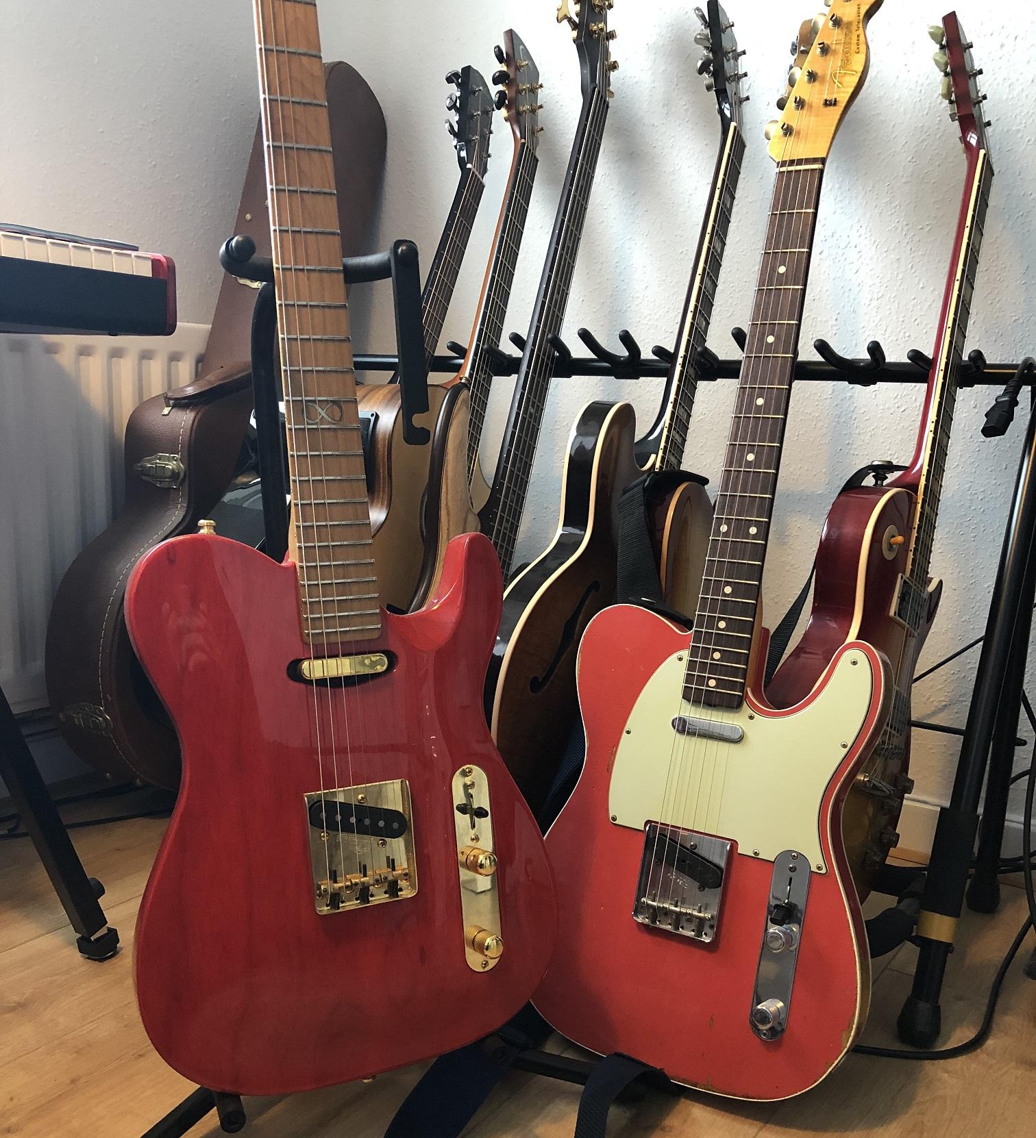 Matt Hornby, Chapman Guitars - favourites! - Andertons Music Co.