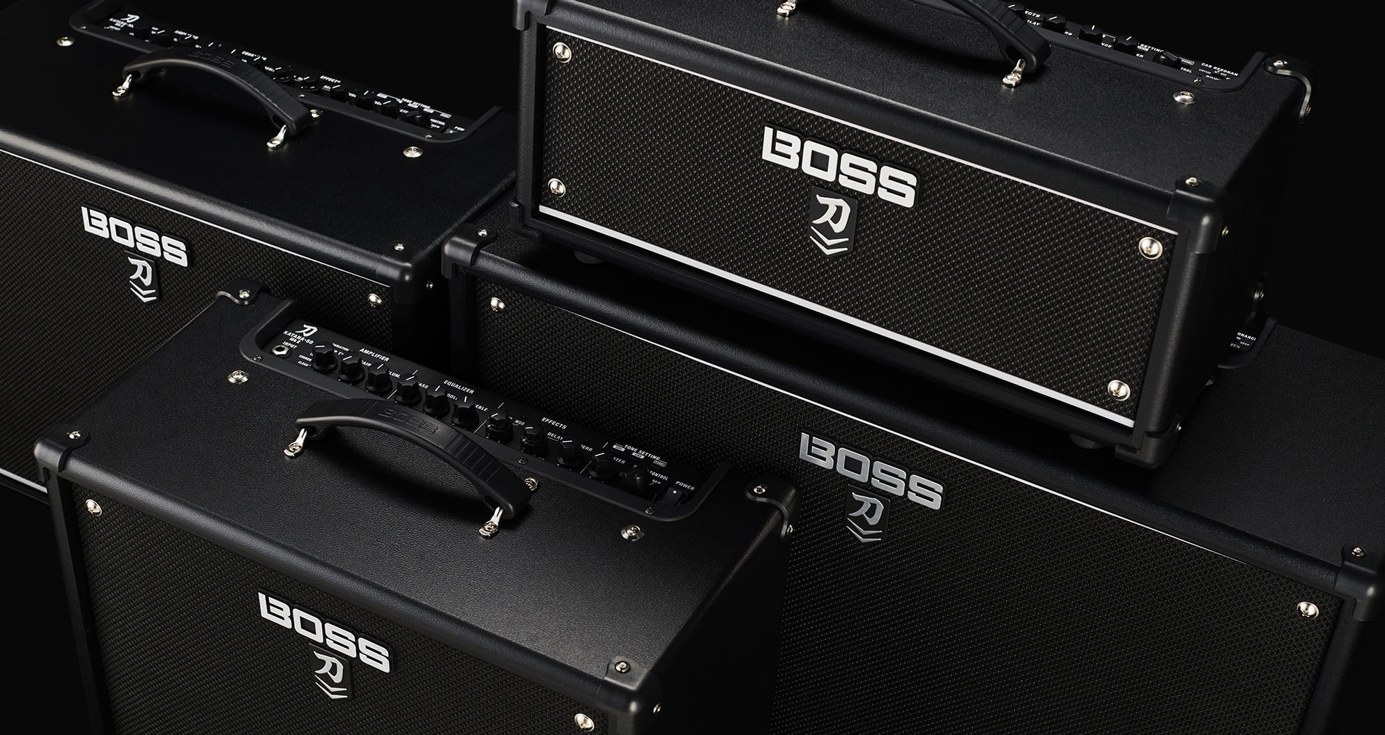 The Boss Katana MkII Family - Andertons Music Co.