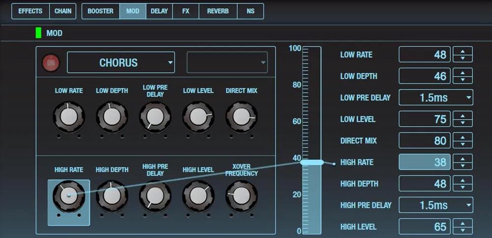 BOSS Tone Studio