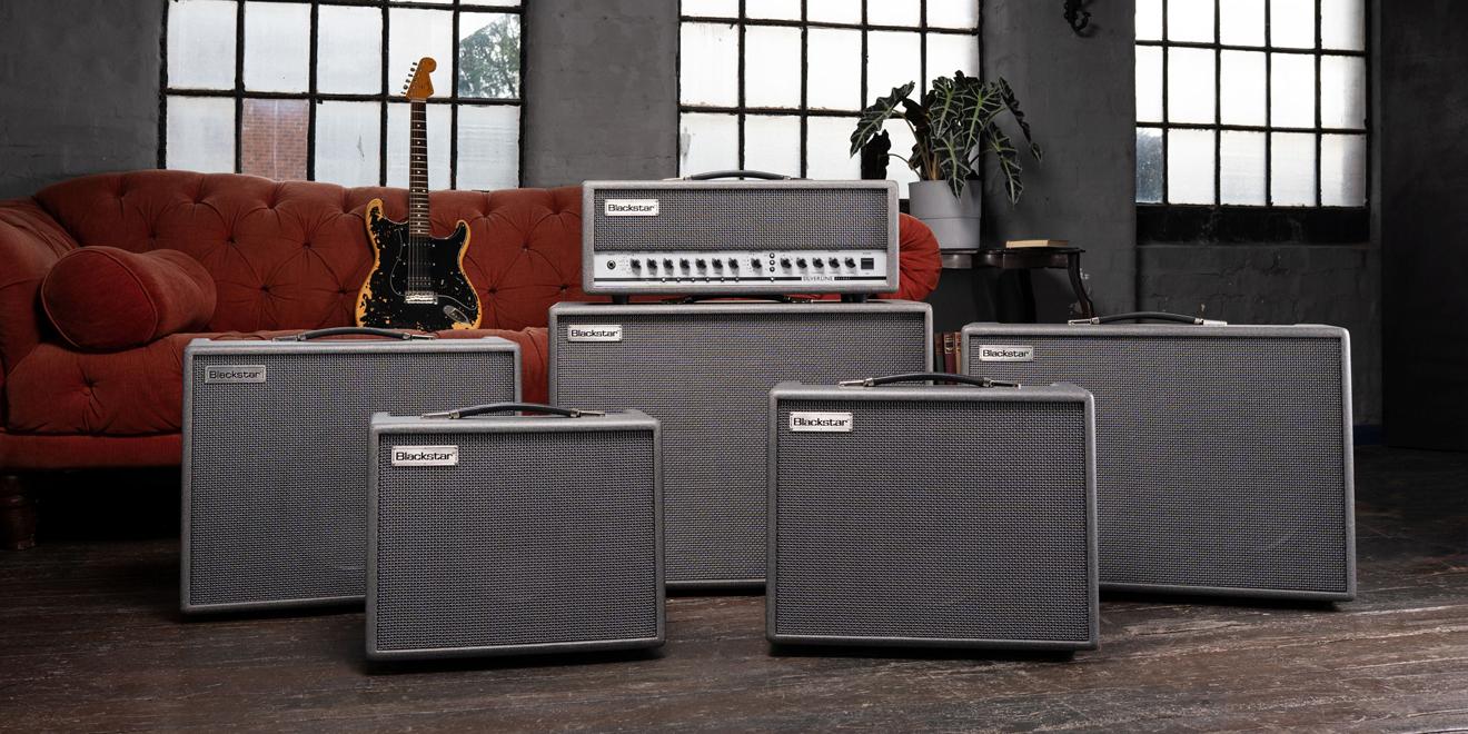 Blackstar Silverline Amps