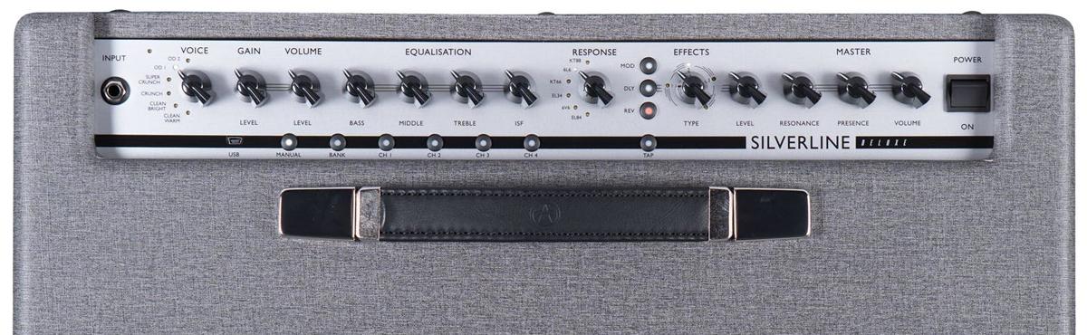 Blackstar Silverline Amp Panel