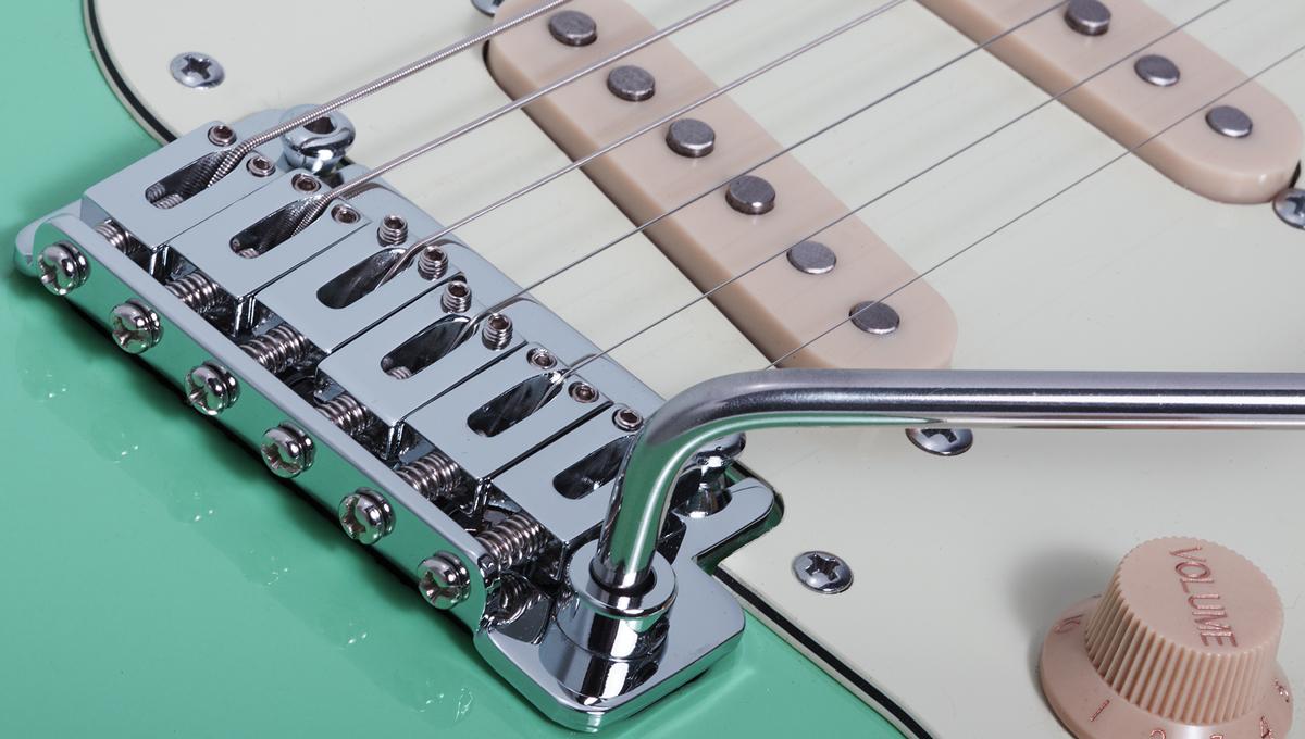 Guitar Bridge Saddles Intonation