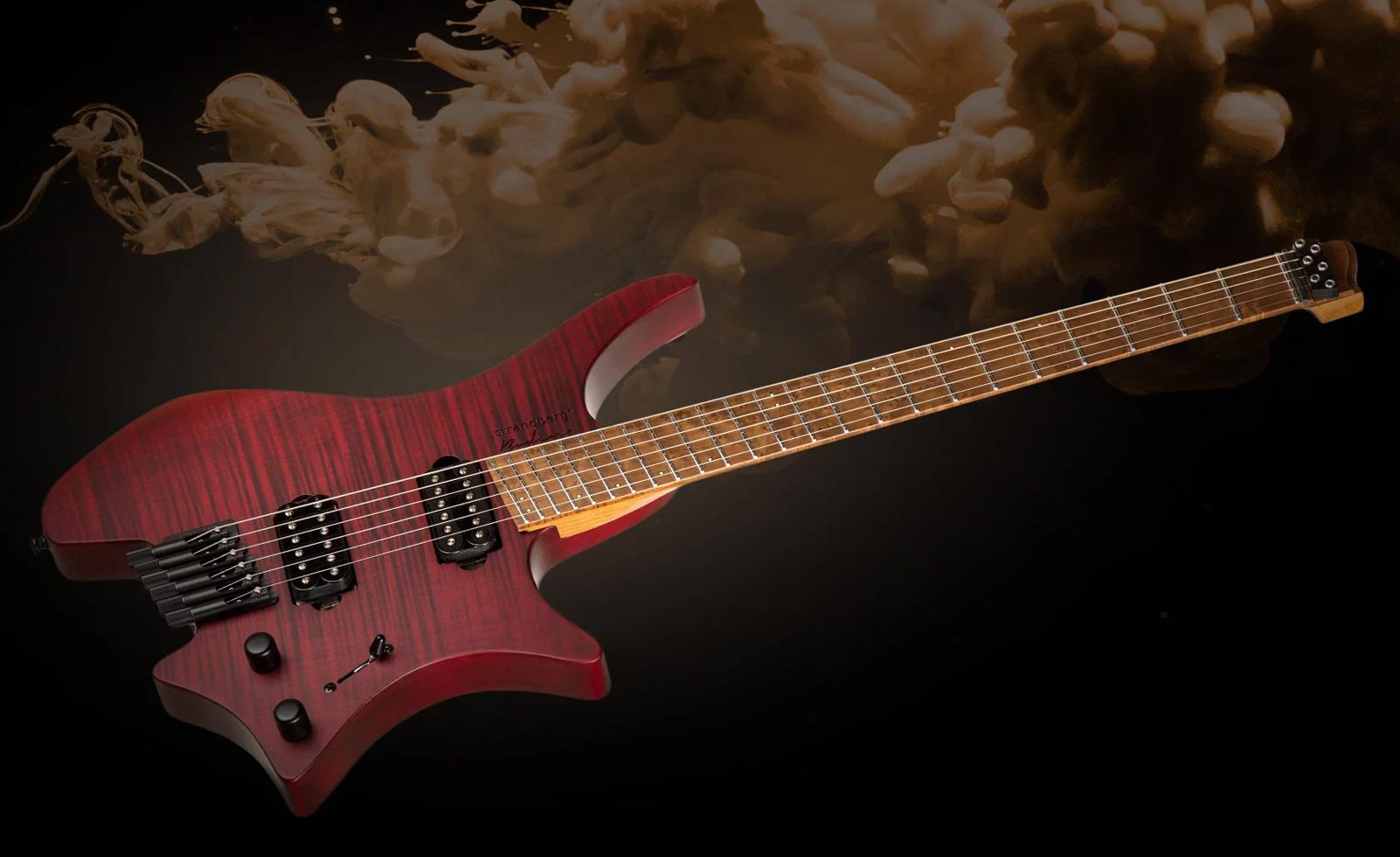 standberg headless guitars