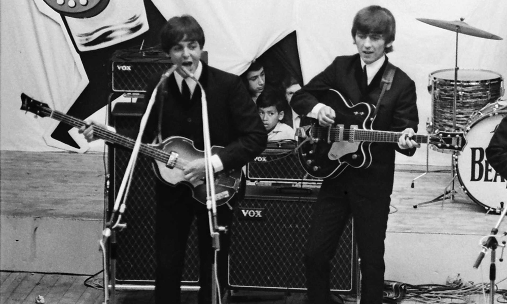 Gretsch Vox The Beatles George Harrison