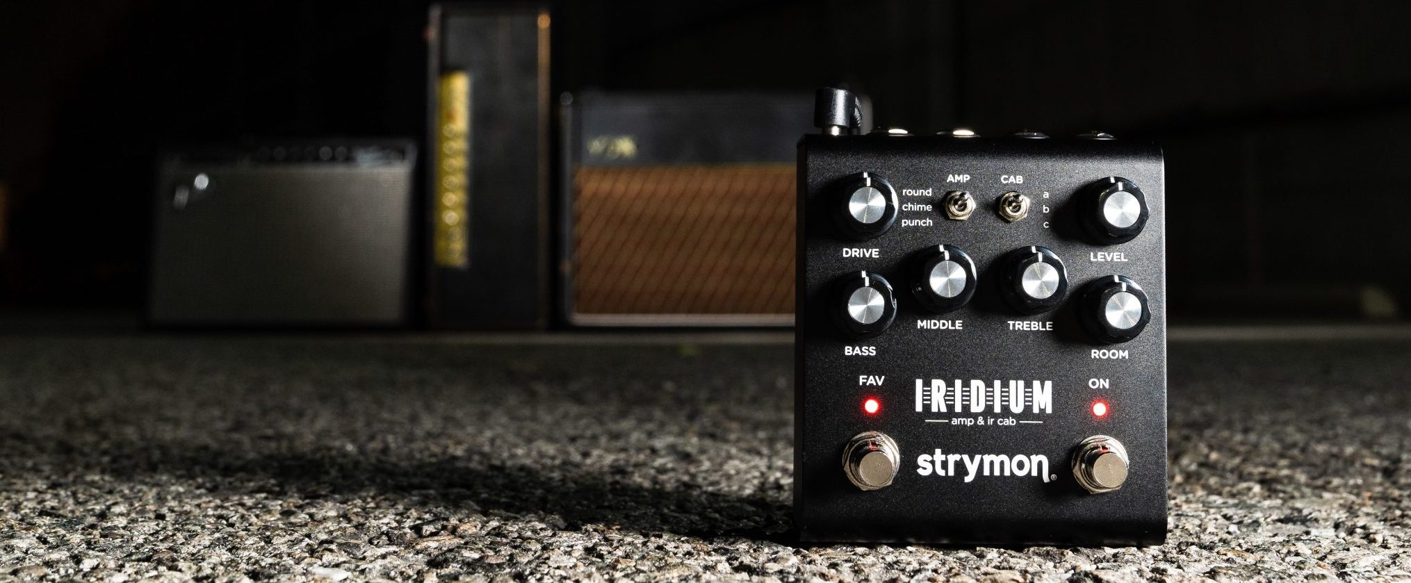 Strymon Iridium - Ampless Guitar Rigs - Andertons Music Co.