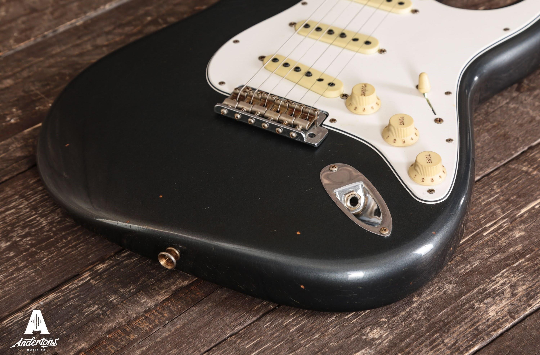 strat journeyman relic guitar